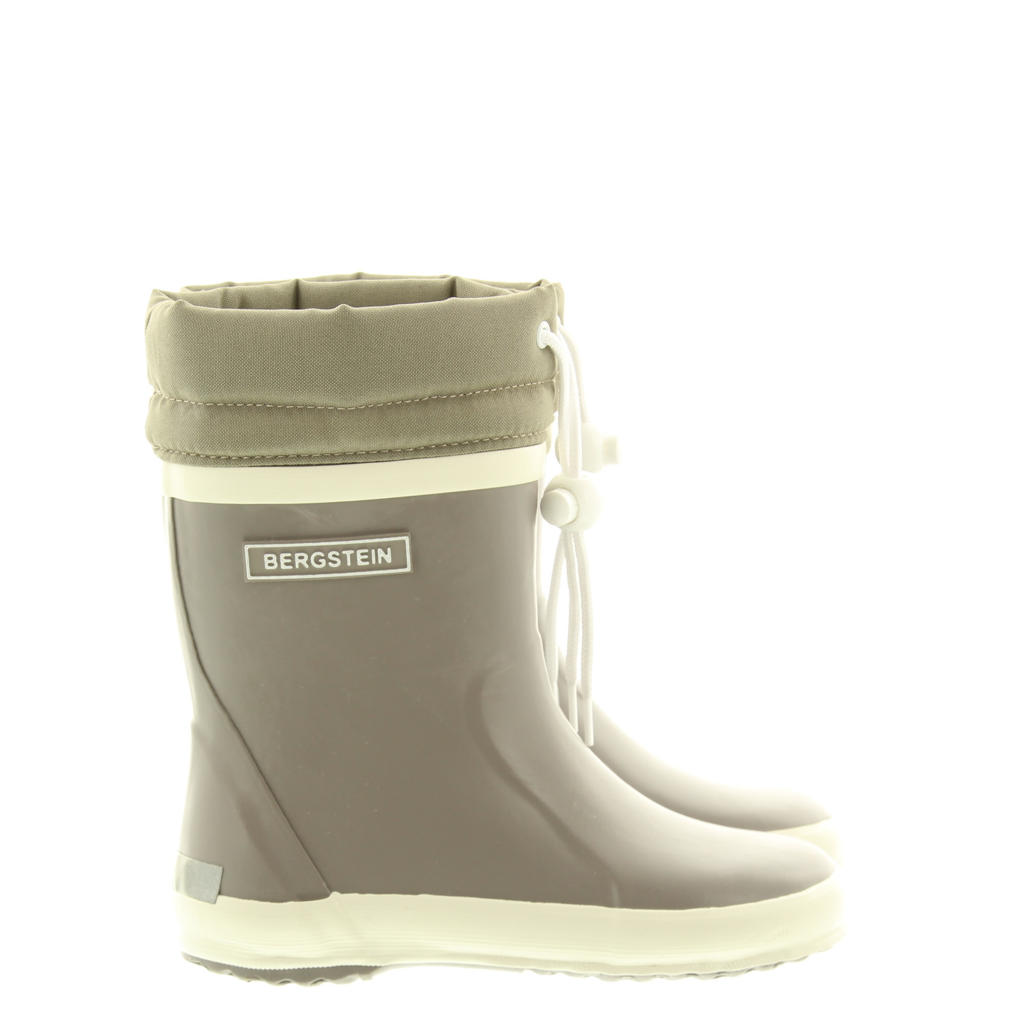 Bergstein Rainboot winter Taupe