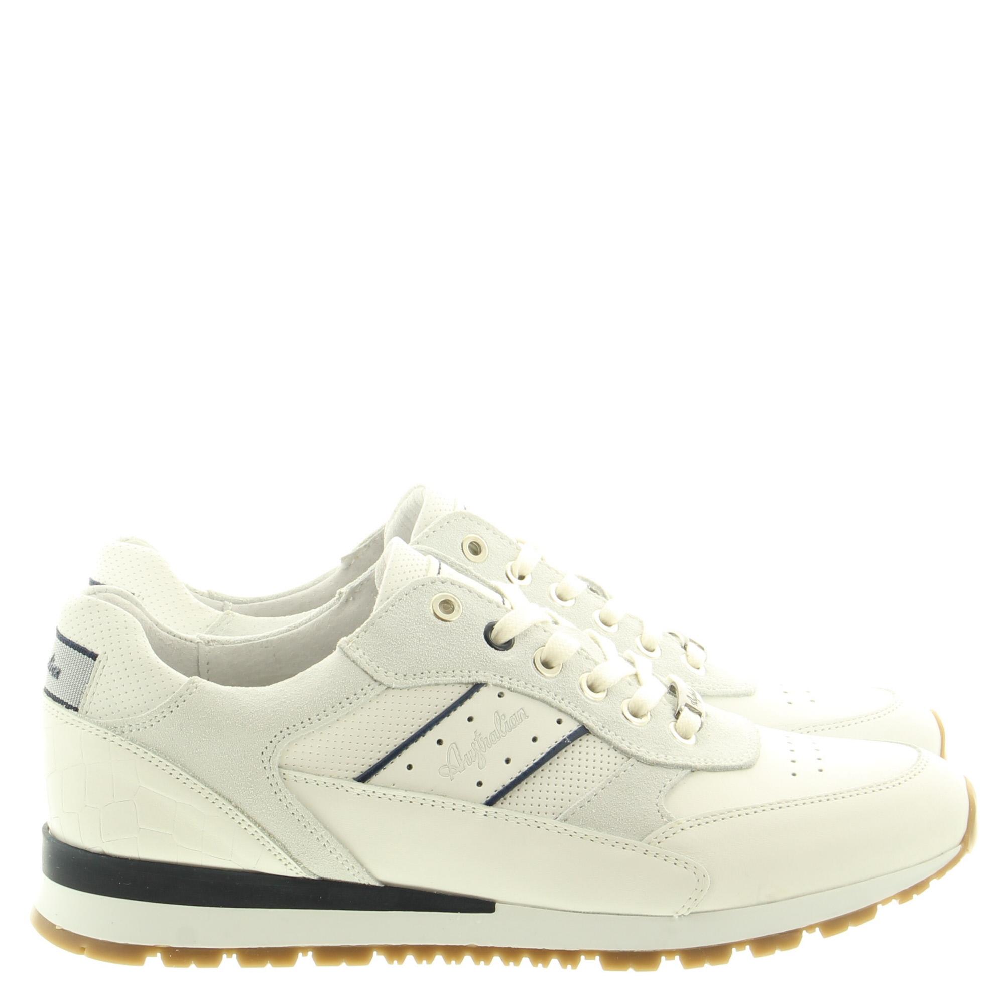 Australian Footwear Rosetti 15.1483.01 B02  White Blue