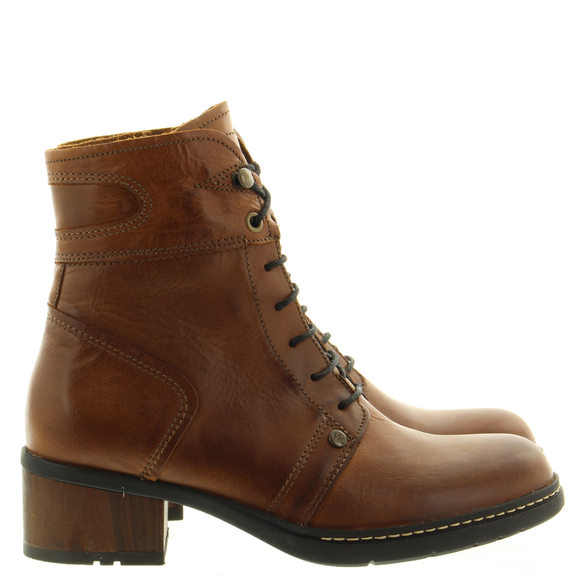 Wolky 0126030 Red Deer 430 Cognac