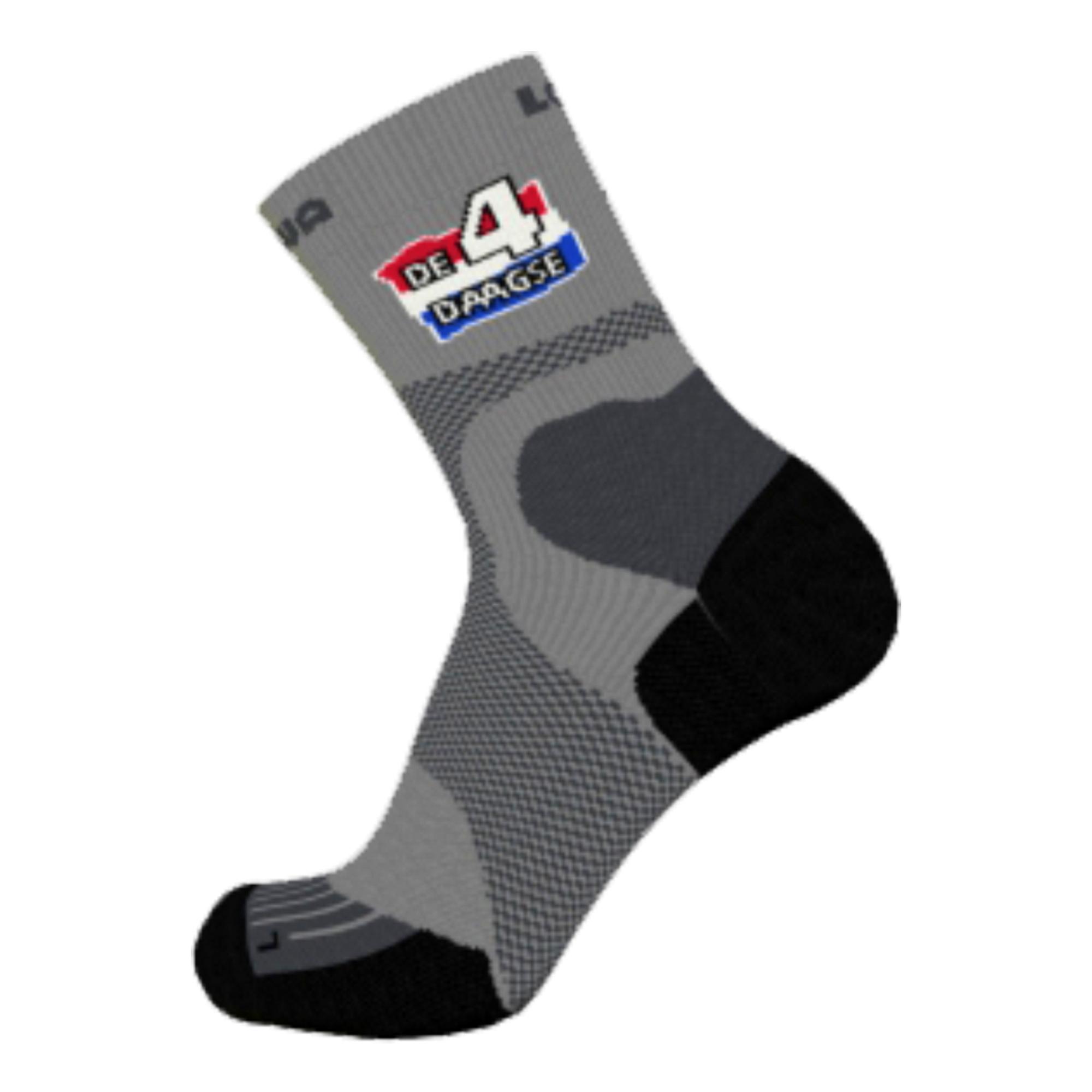 Lowa Vierdaagse sock LS830872 0930 Grey