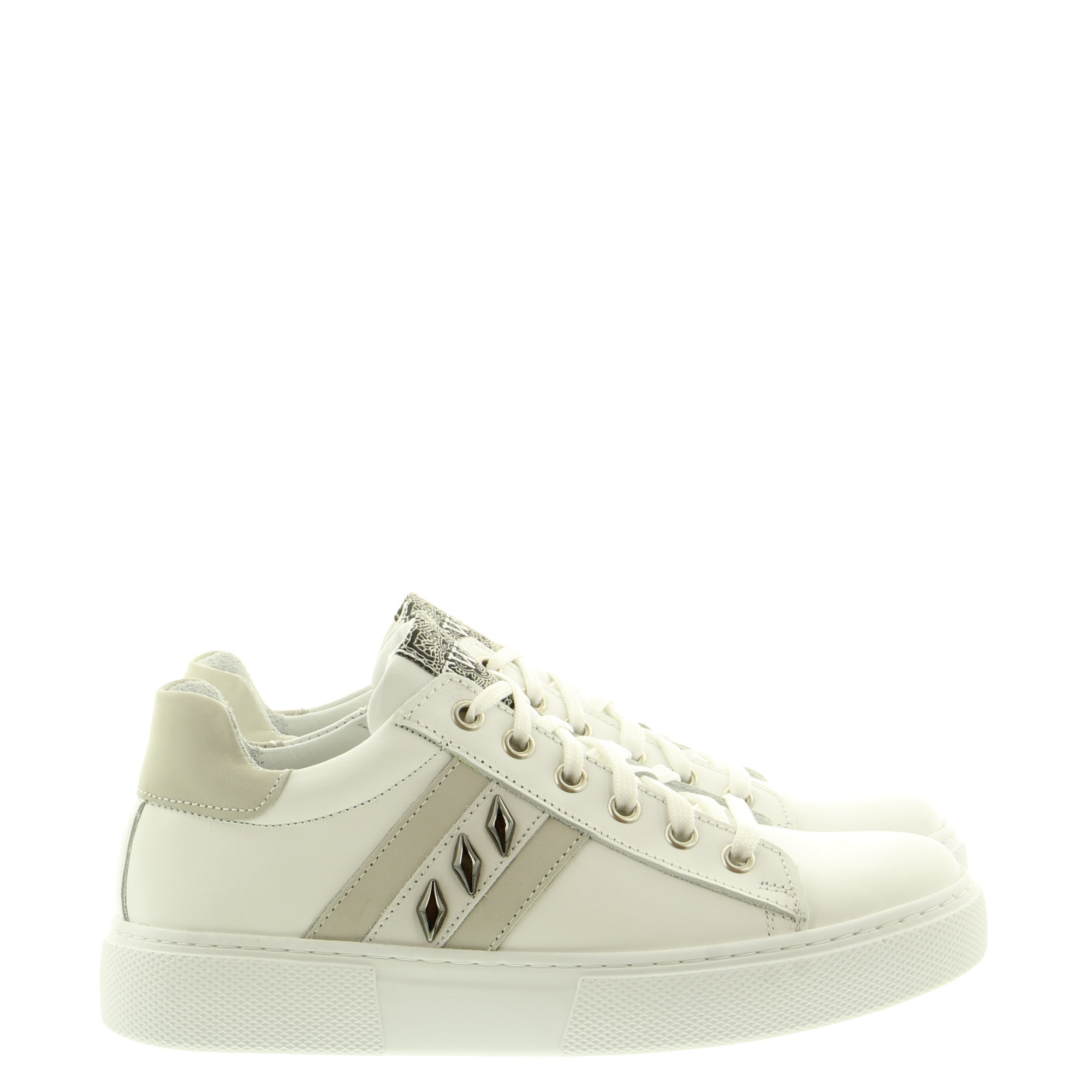 Twins Trackstyle 321165 600 White