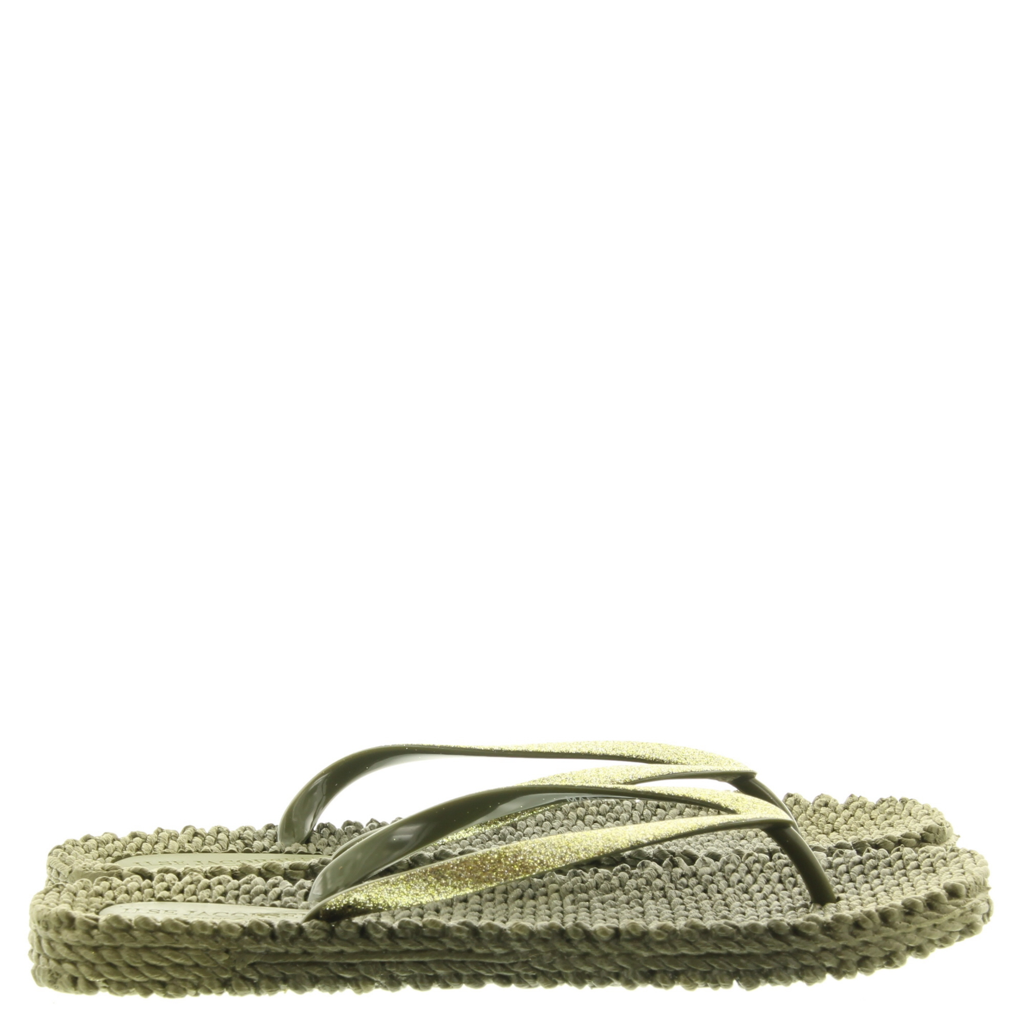 Ilse Jacobsen Fitflops Glitters Army