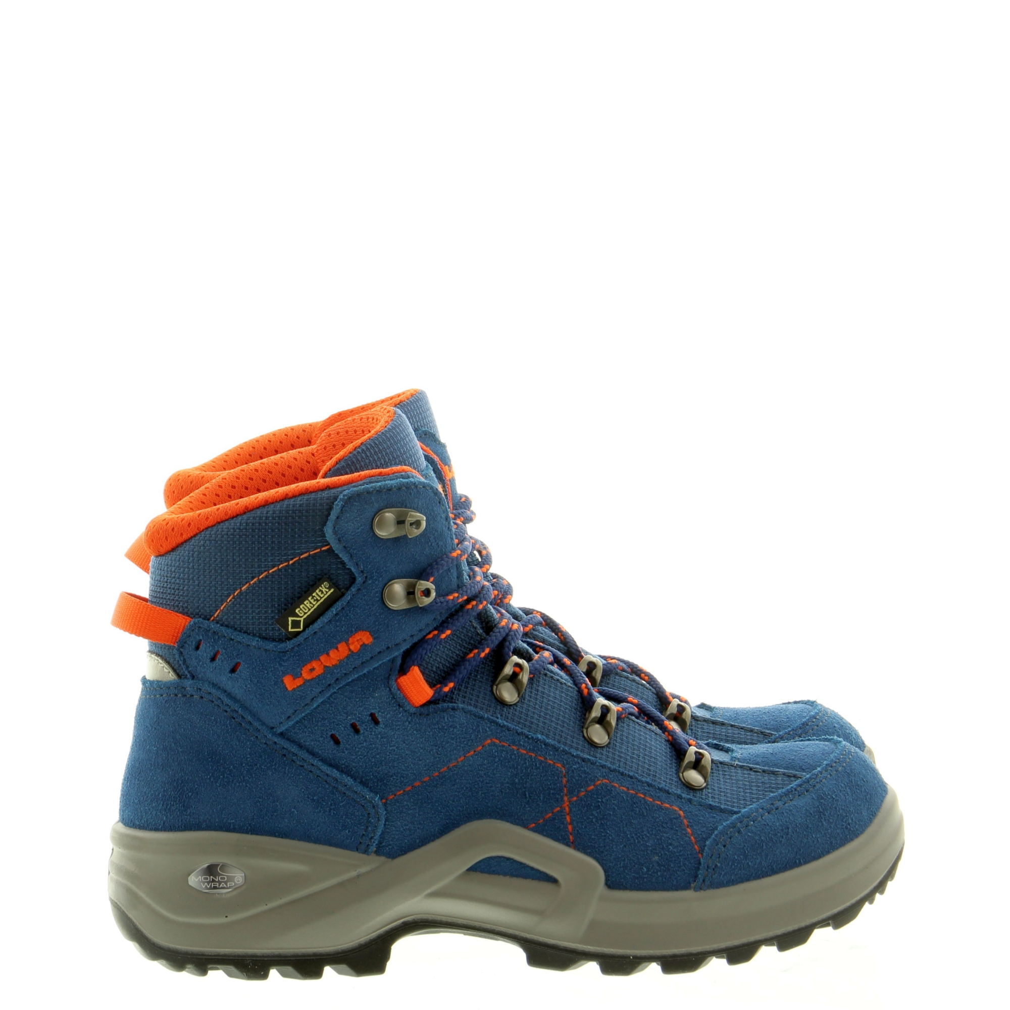 Lowa Kody III GTX Mid Jr 340-350099 6021 Blau Orange