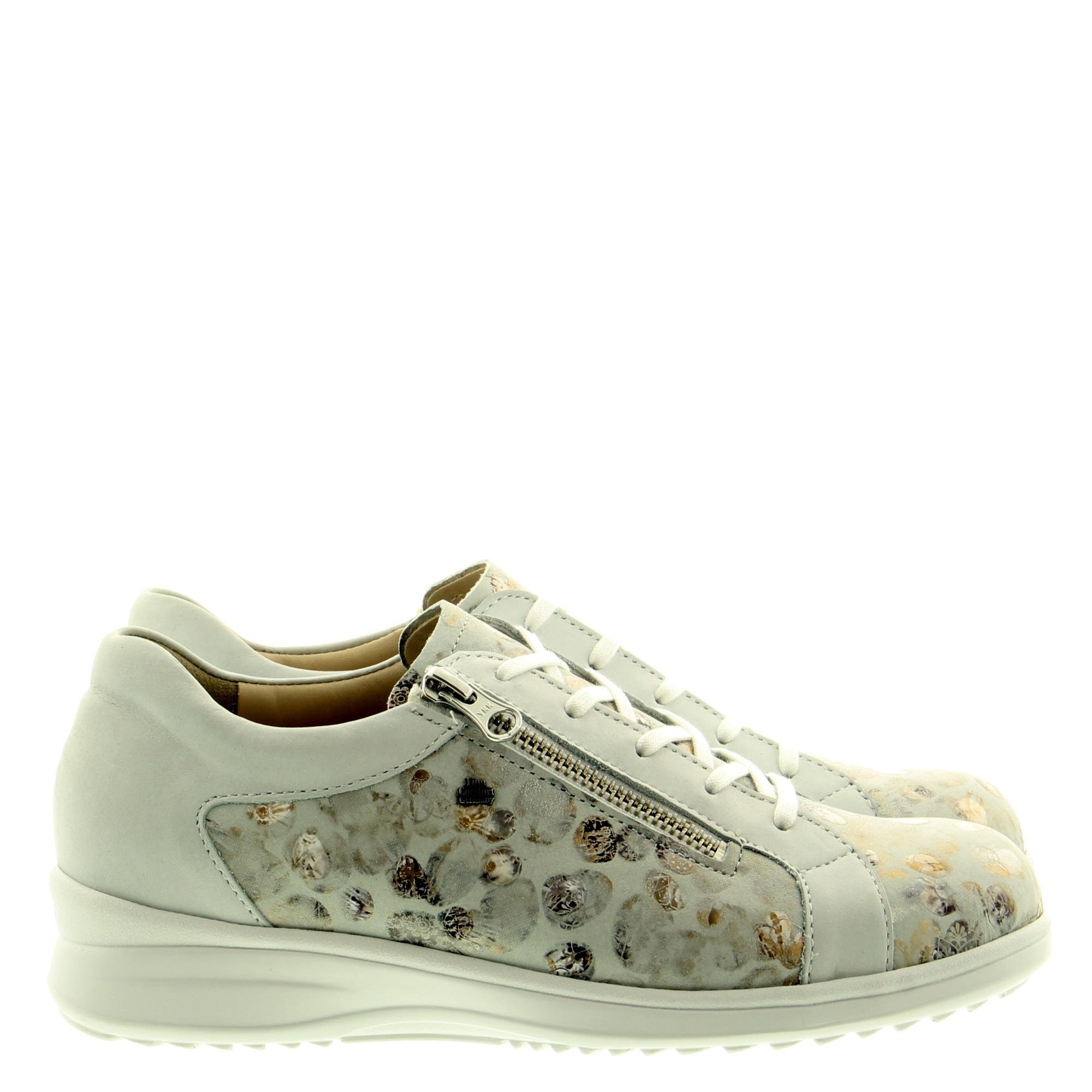 Finn Comfort Bexley 02231 Stone Bianco Pebble 902141