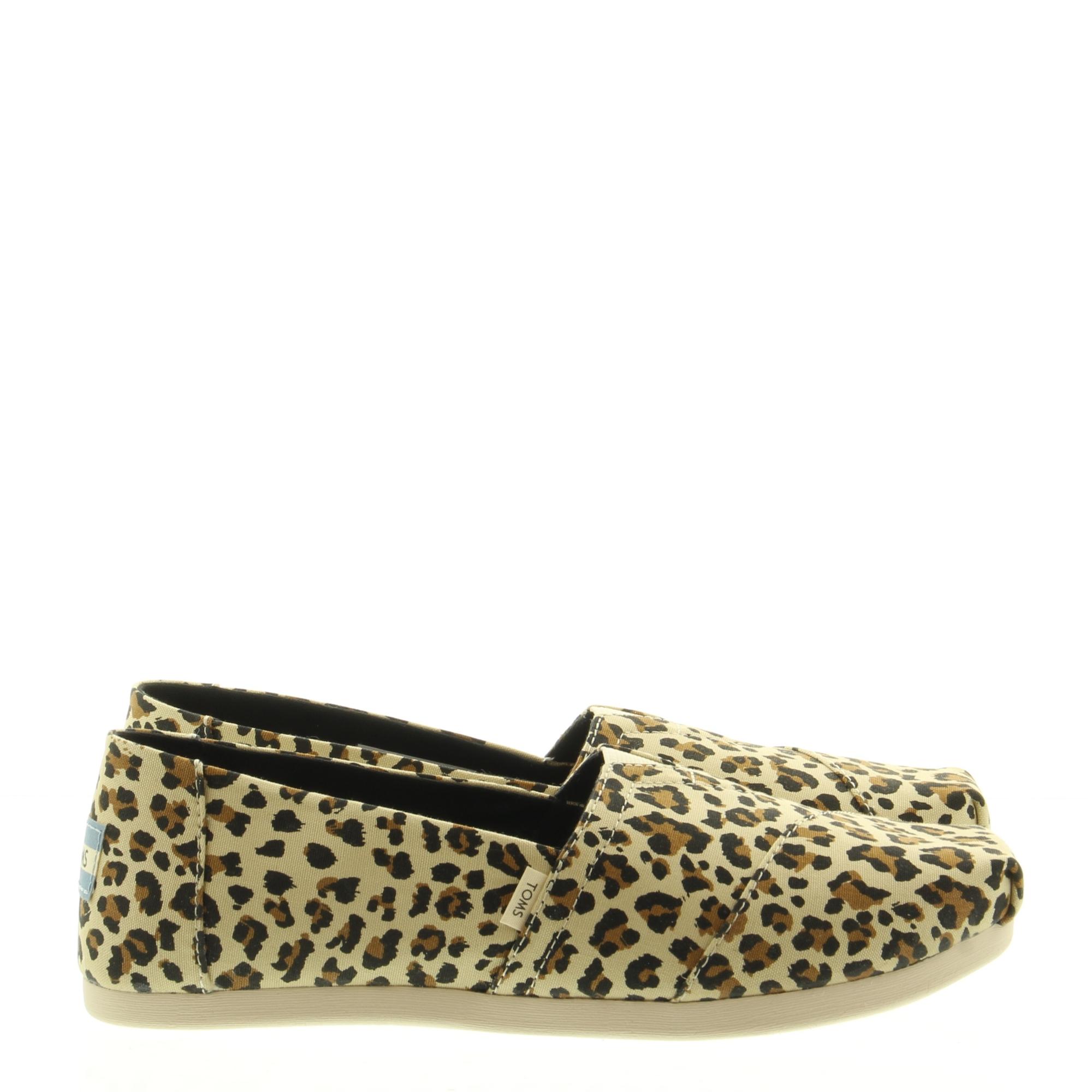 Toms 10015065 Alpargata Birch Leopard