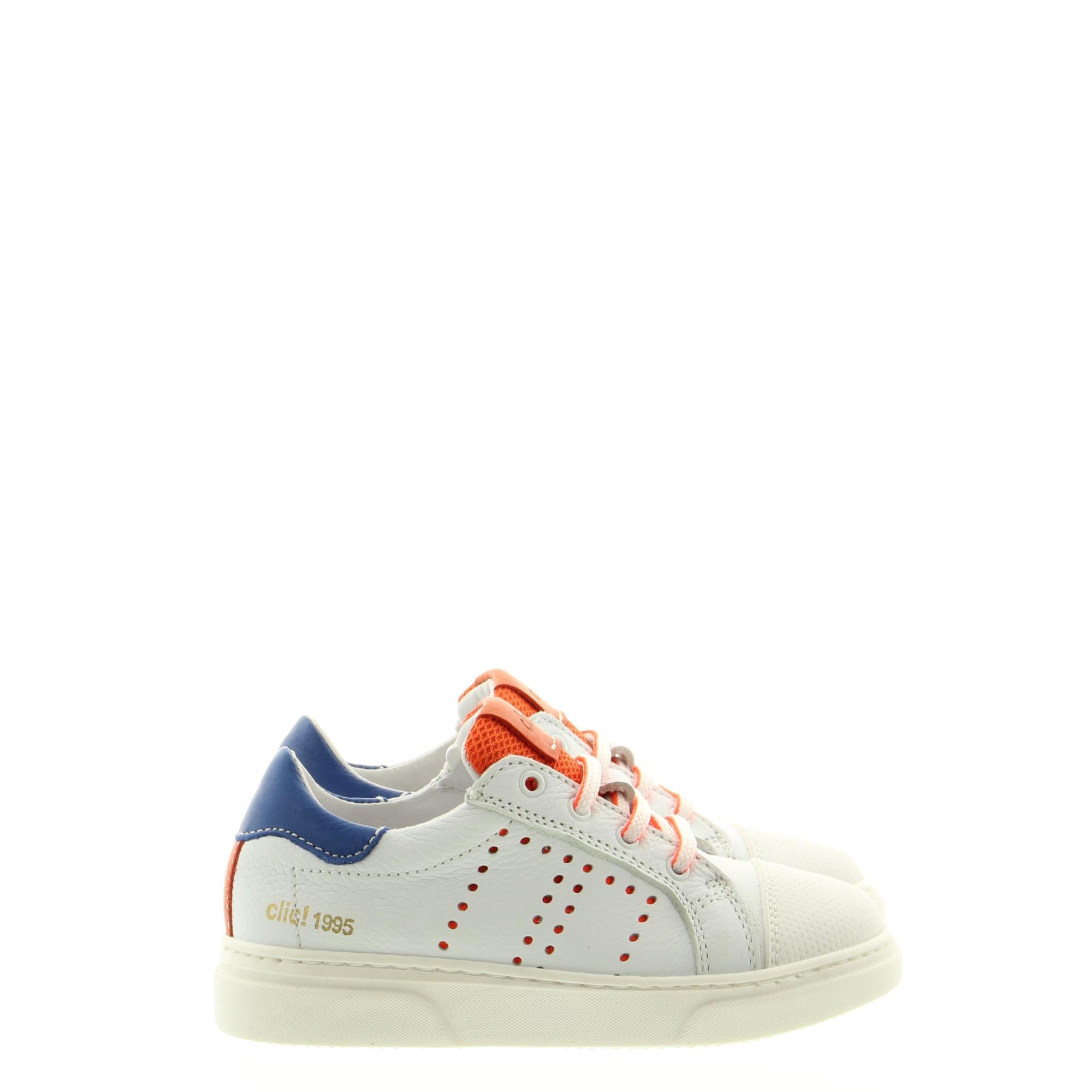 Clic 9798 Blanco Idem Naranja Zucca