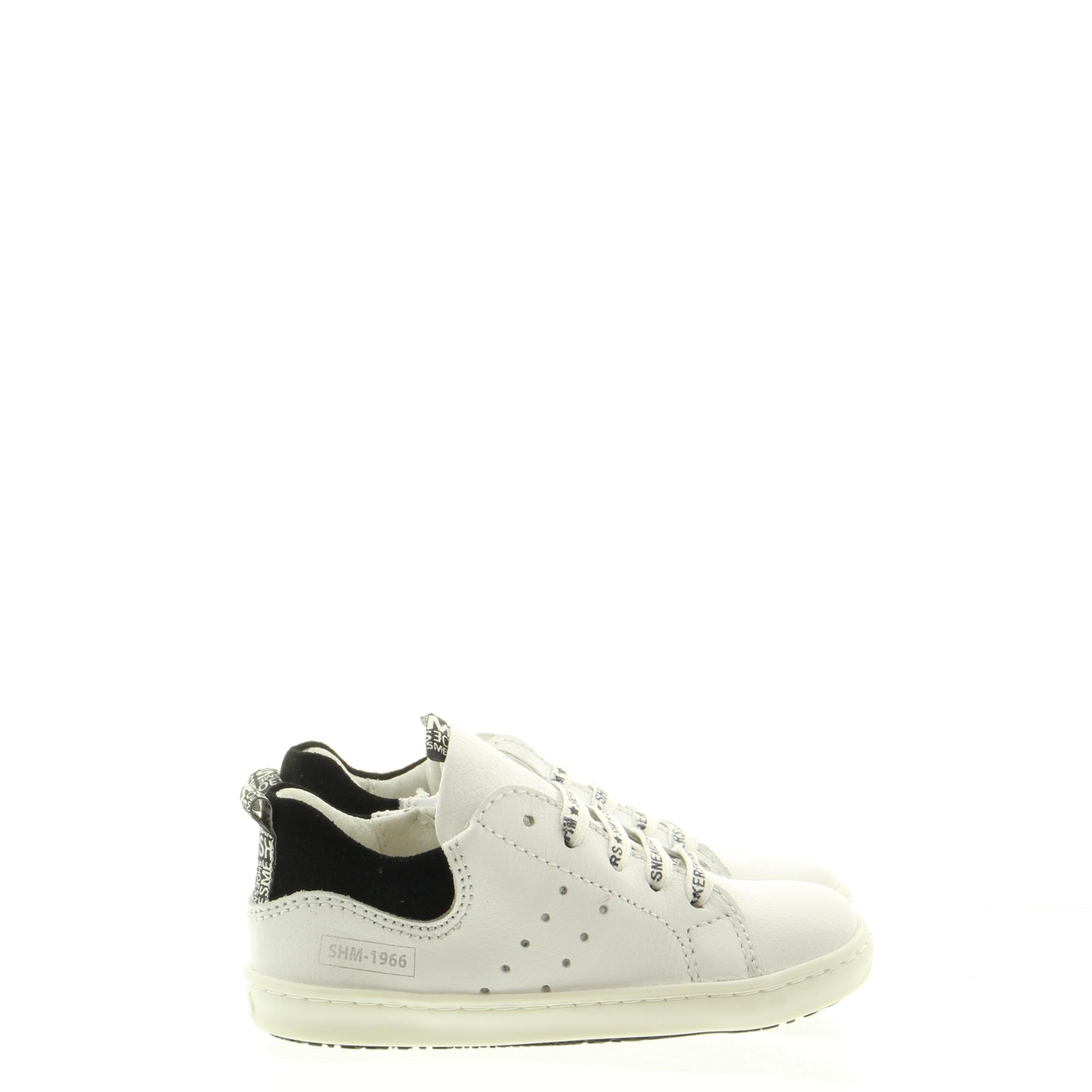 ShoesMe UR20S017-L White Black