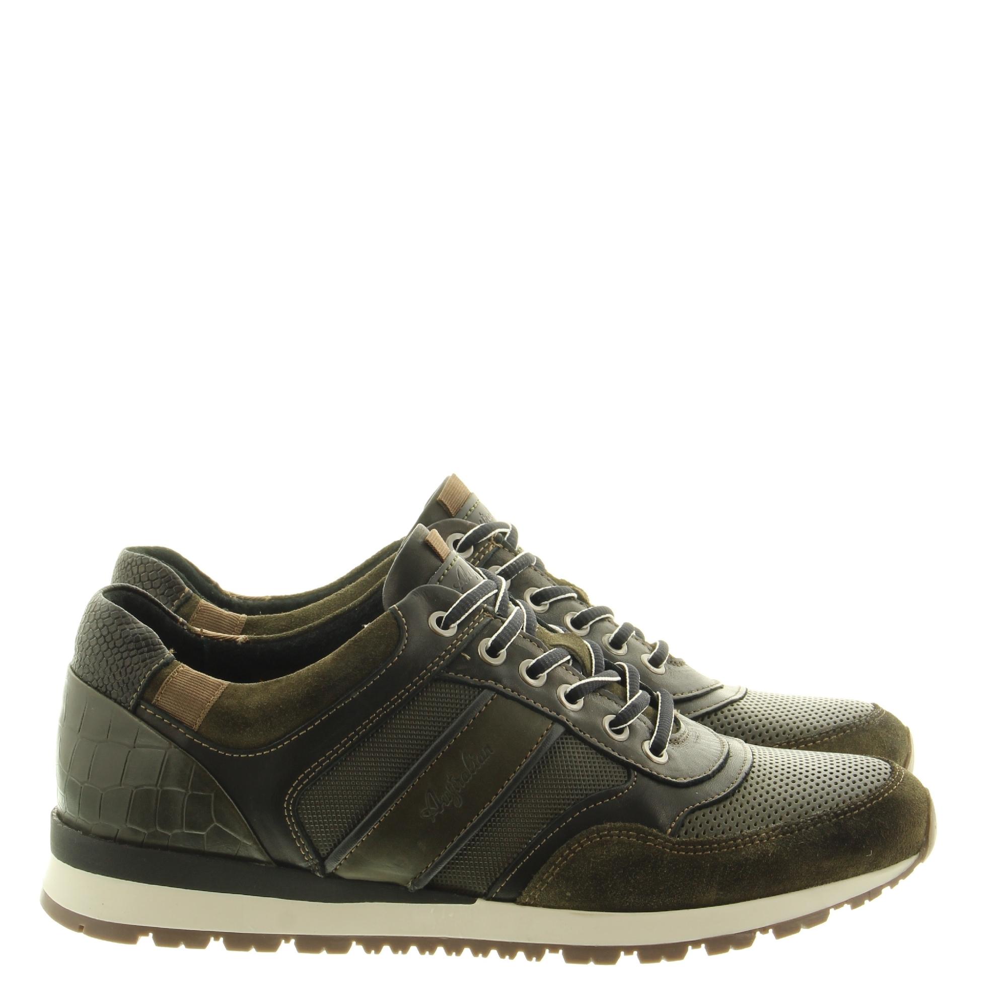 Australian Footwear Navarone 15.1470.02 ECJ Dark Green Black