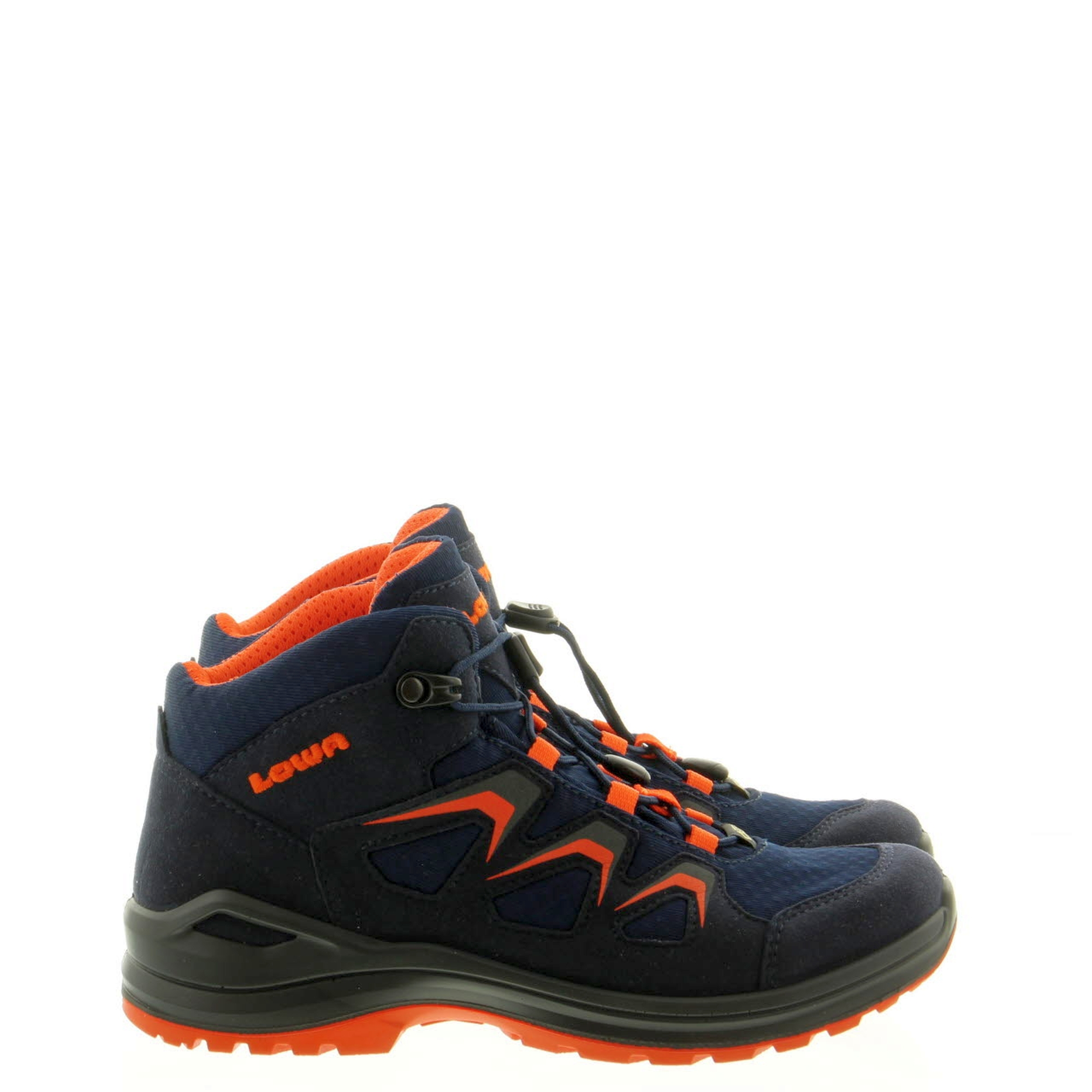 Lowa Innox Evo GTX Qc Jr 340-350126 6910 Navy Orange