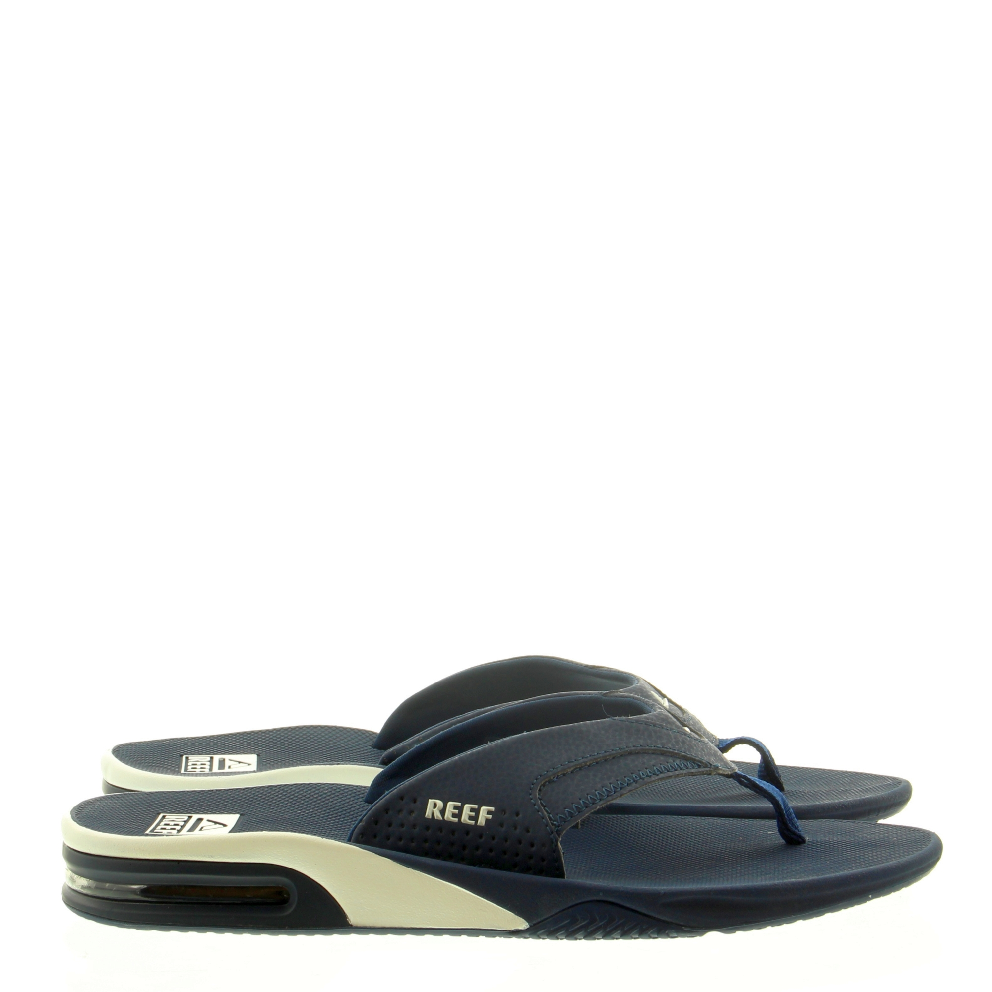Reef Fanning NAW Navy White