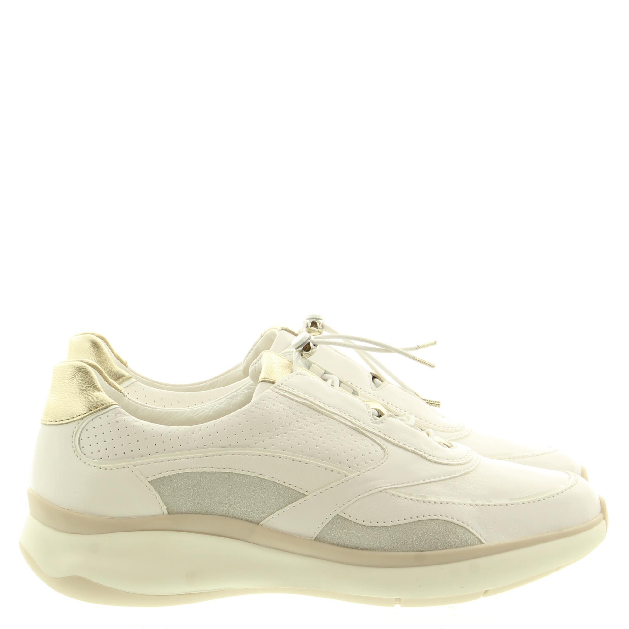 Hassia Shoes 301177 Monaco 0675 Milk Platin