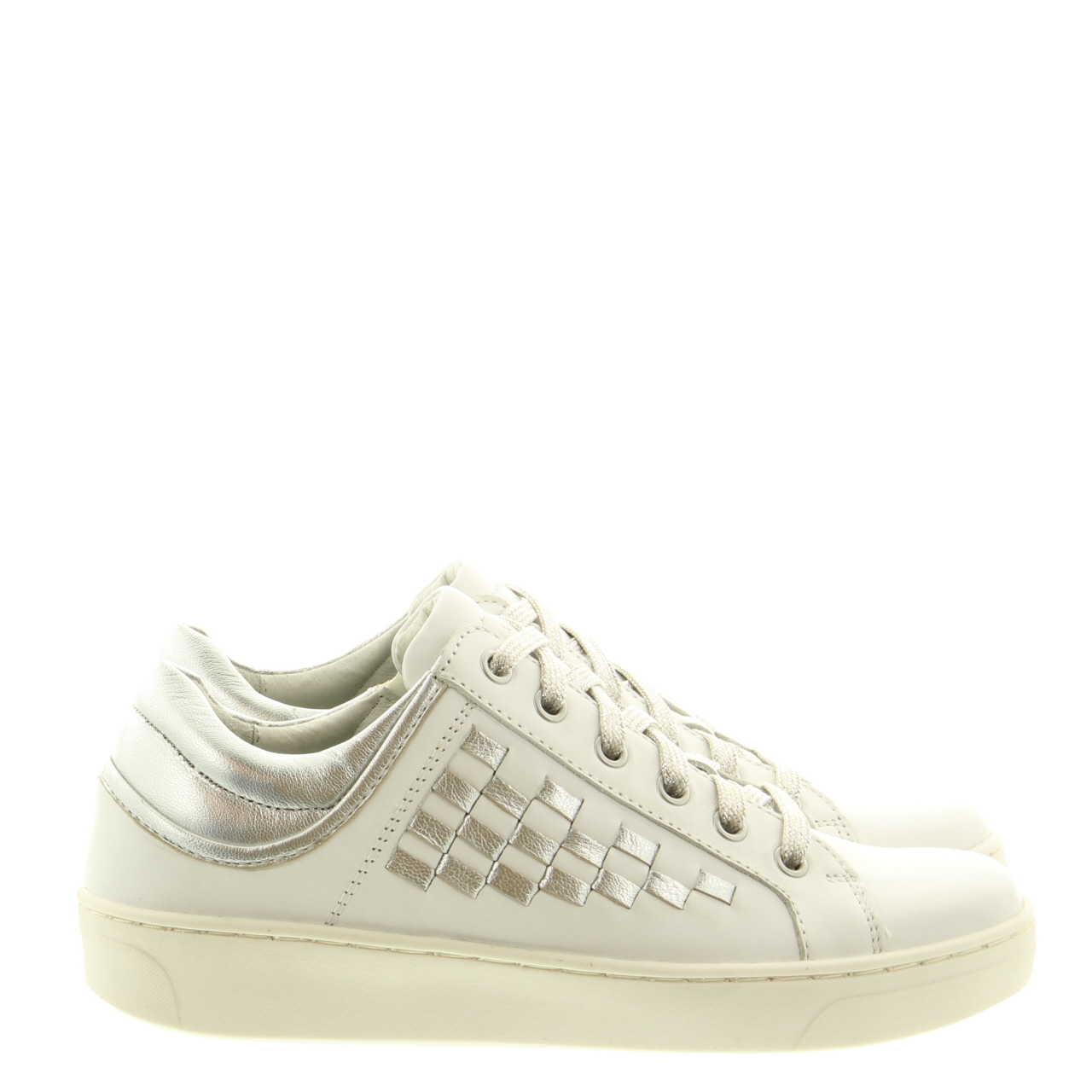 Twins Trackstyle 318151 600 White Silver