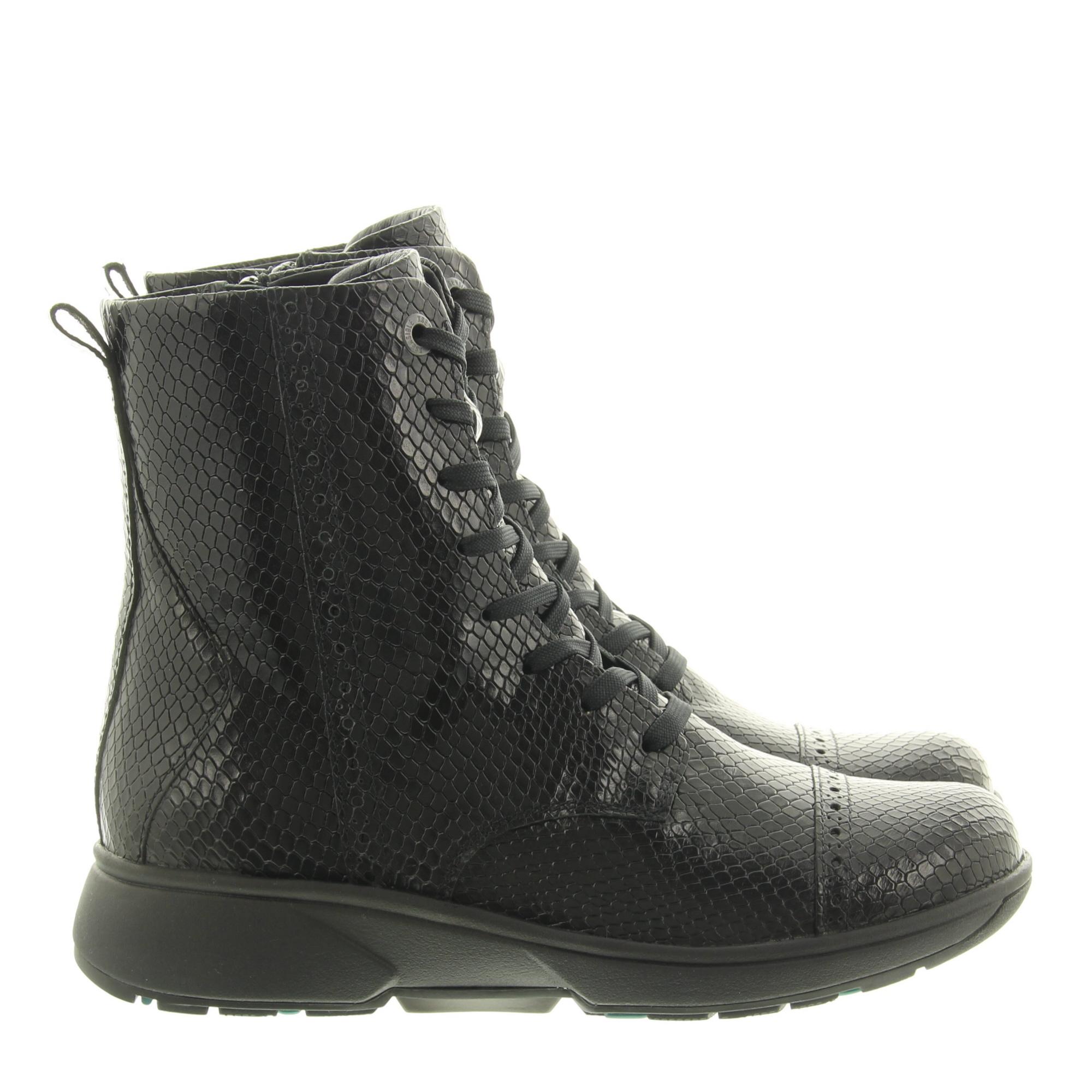 Xsensible 30213.3.093 Aosta Black Croco