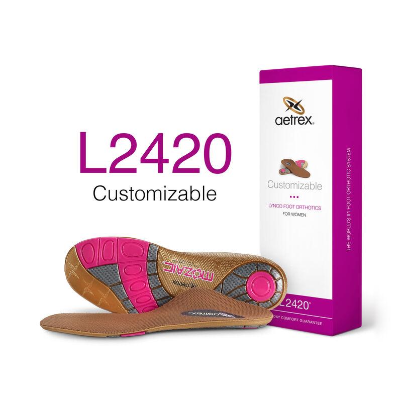 Aetrex L2420W Lynco Mozaic Sport