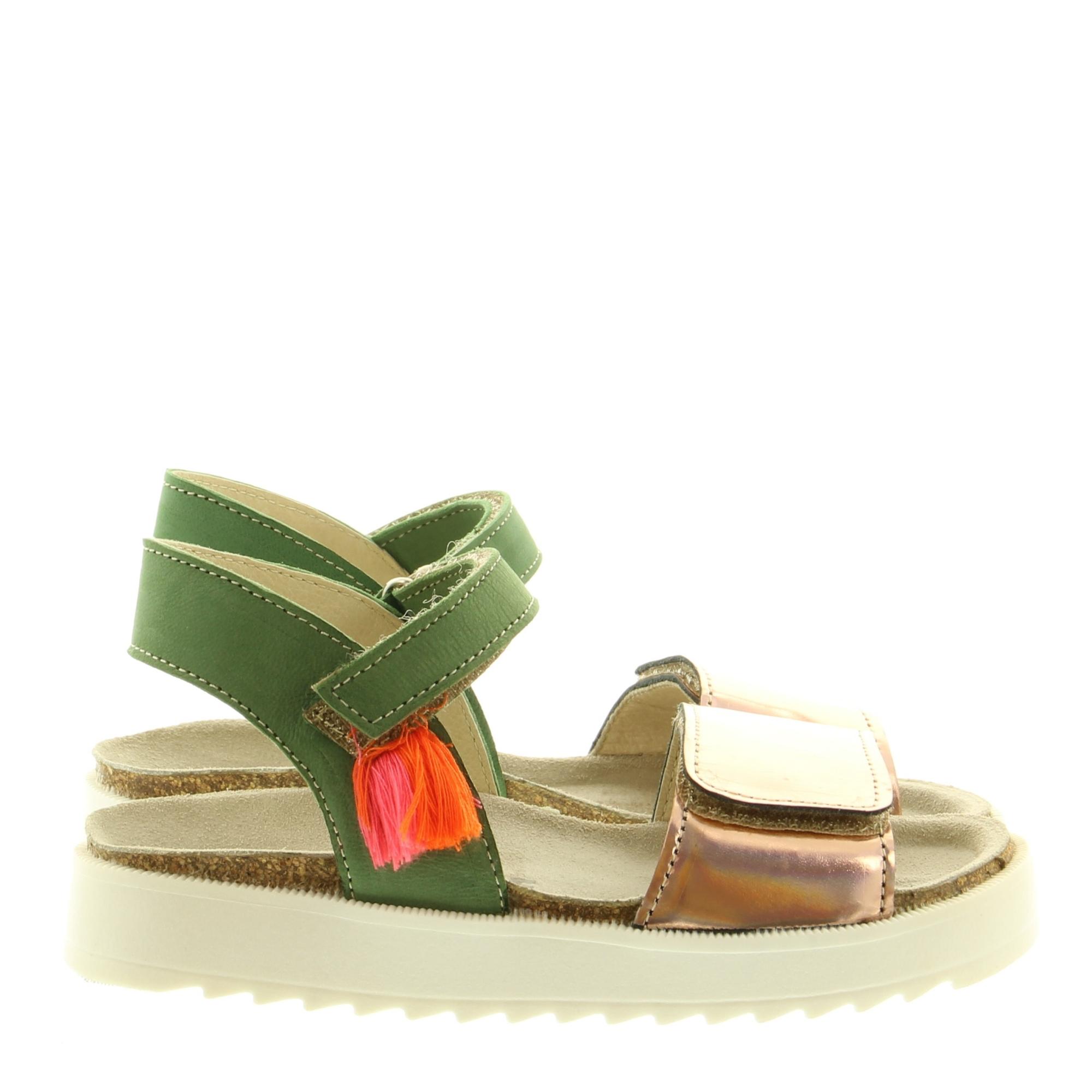 ShoesMe RA9S068-A Gold