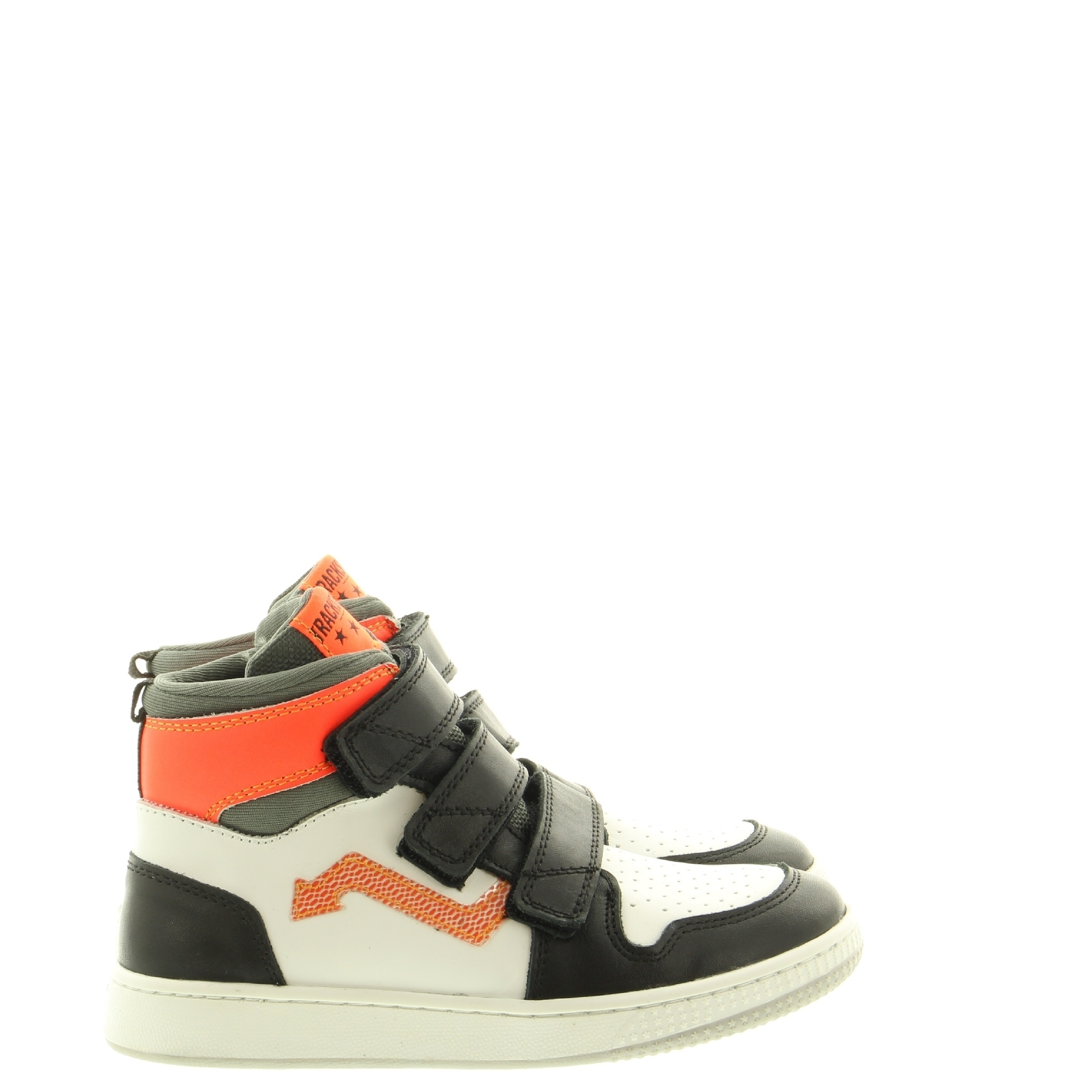 Twins Trackstyle 320858 189 Black White Orange