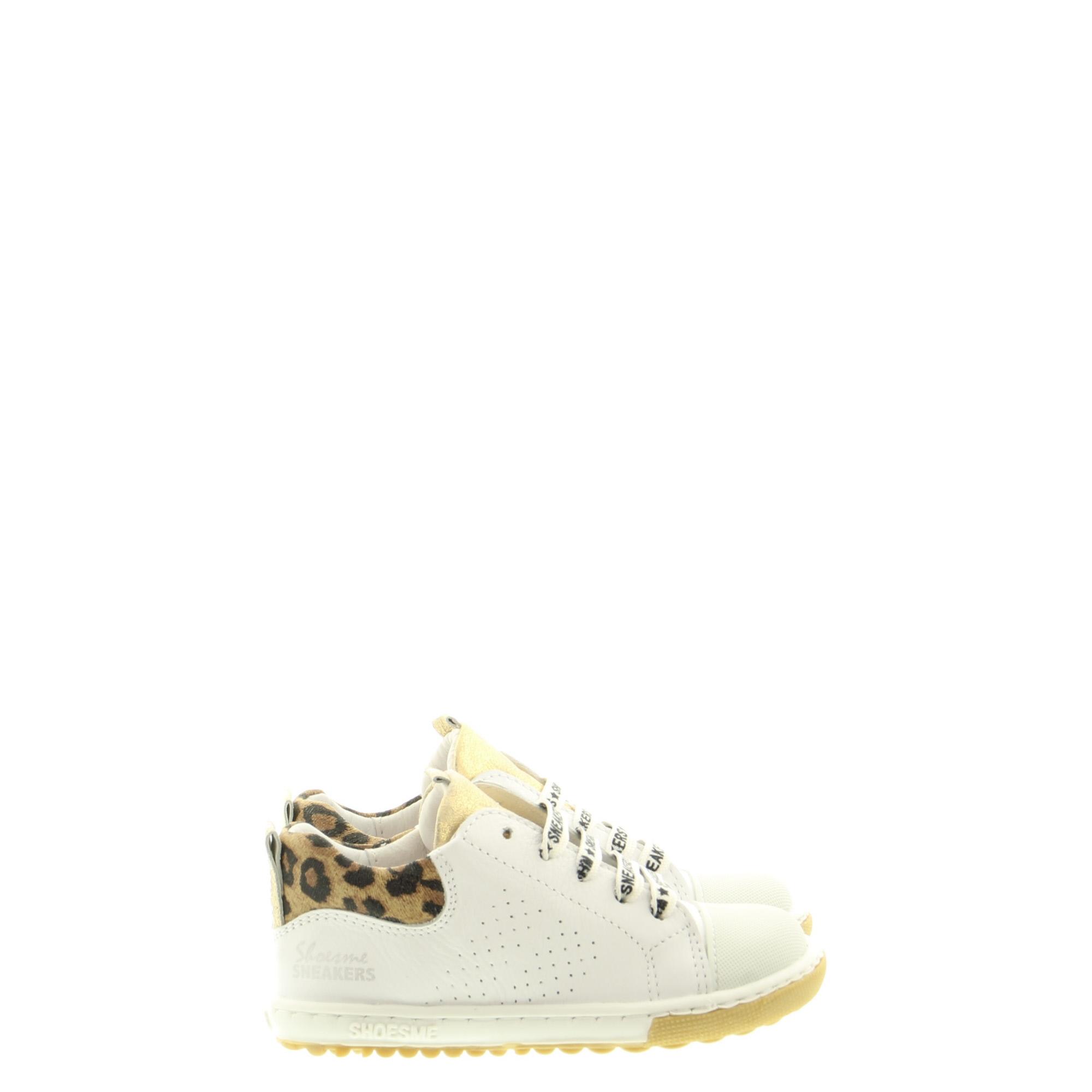 ShoesMe EF21S012-D White Leopardo