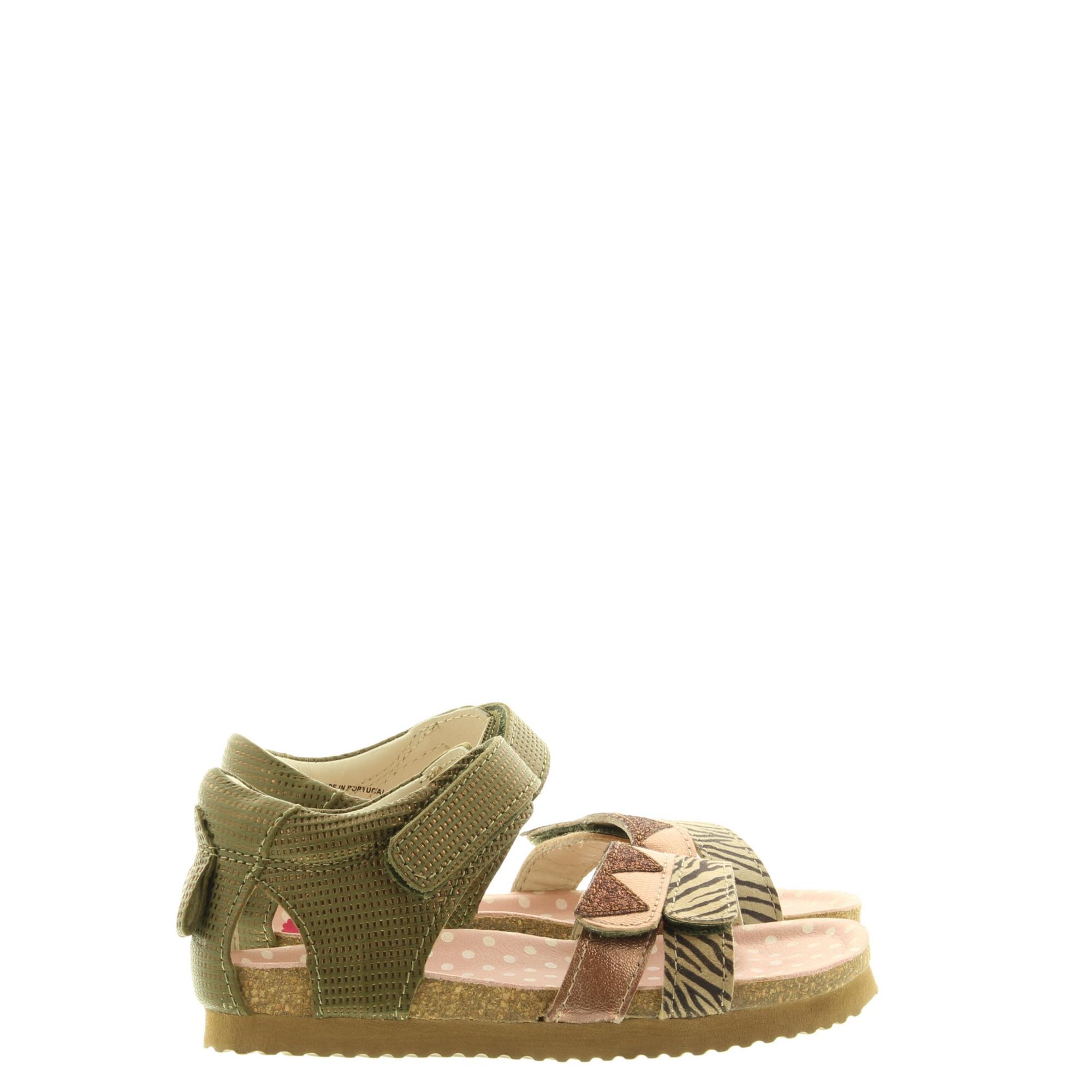 ShoesMe BI21S080-B Green