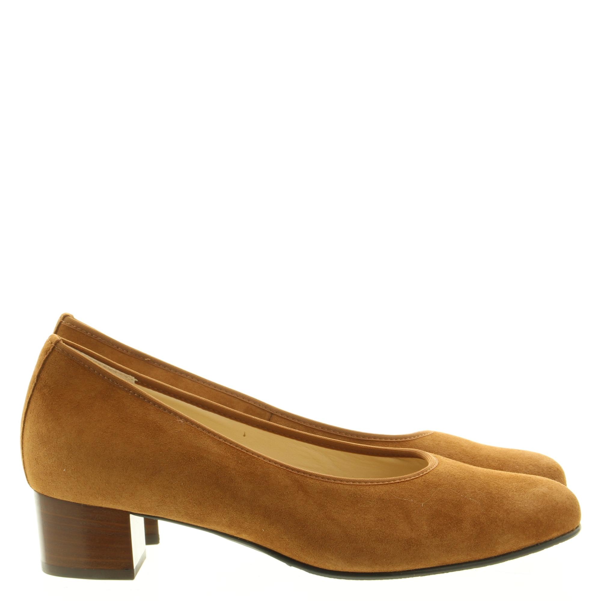 Hassia Shoes 303002 Siena 2500 Nougat