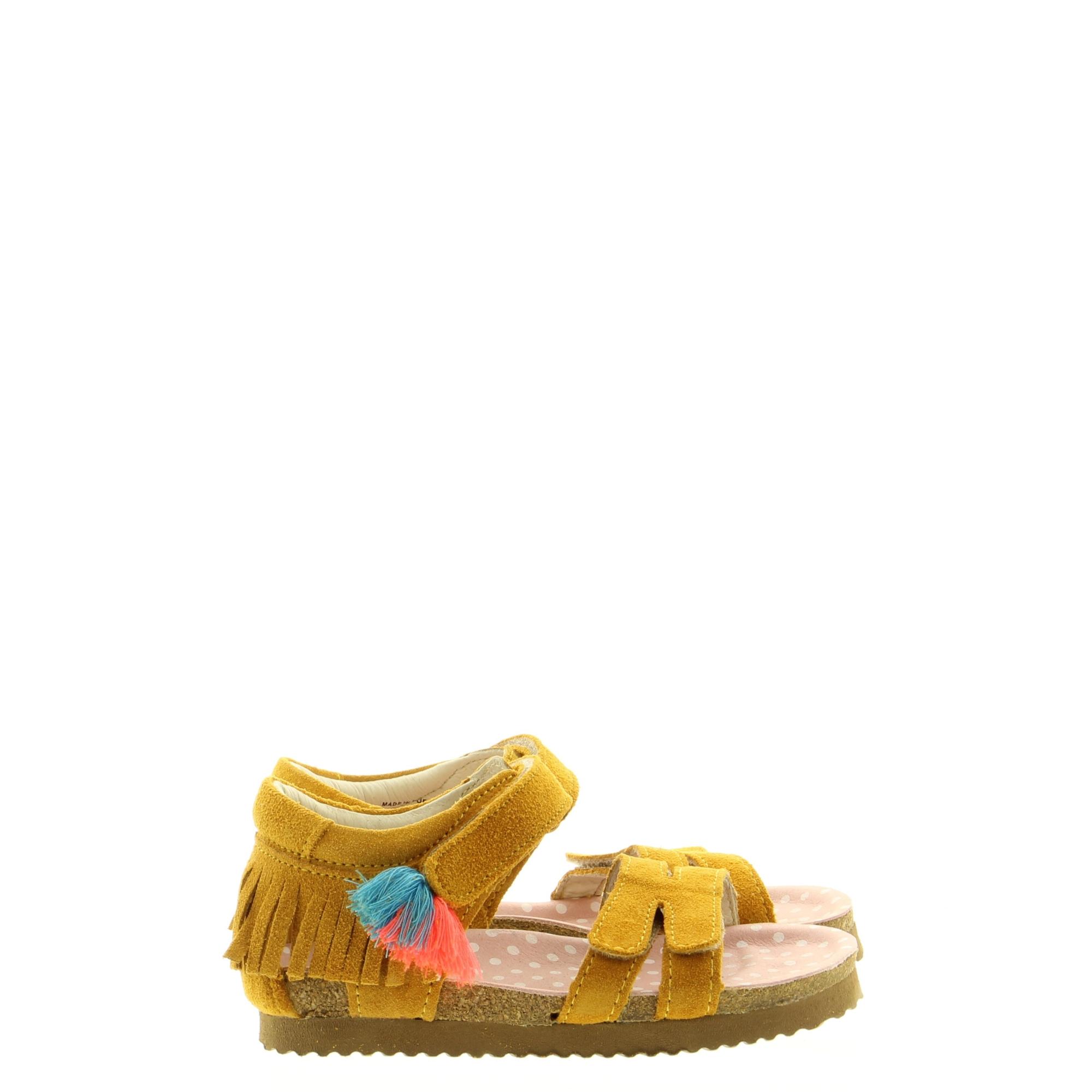 ShoesMe BI20S084-B Ochre