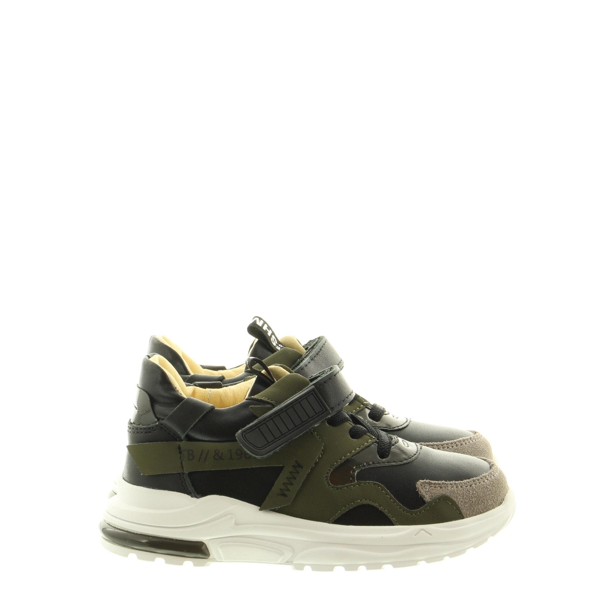 ShoesMe NR20W001-C Trainer Black Green