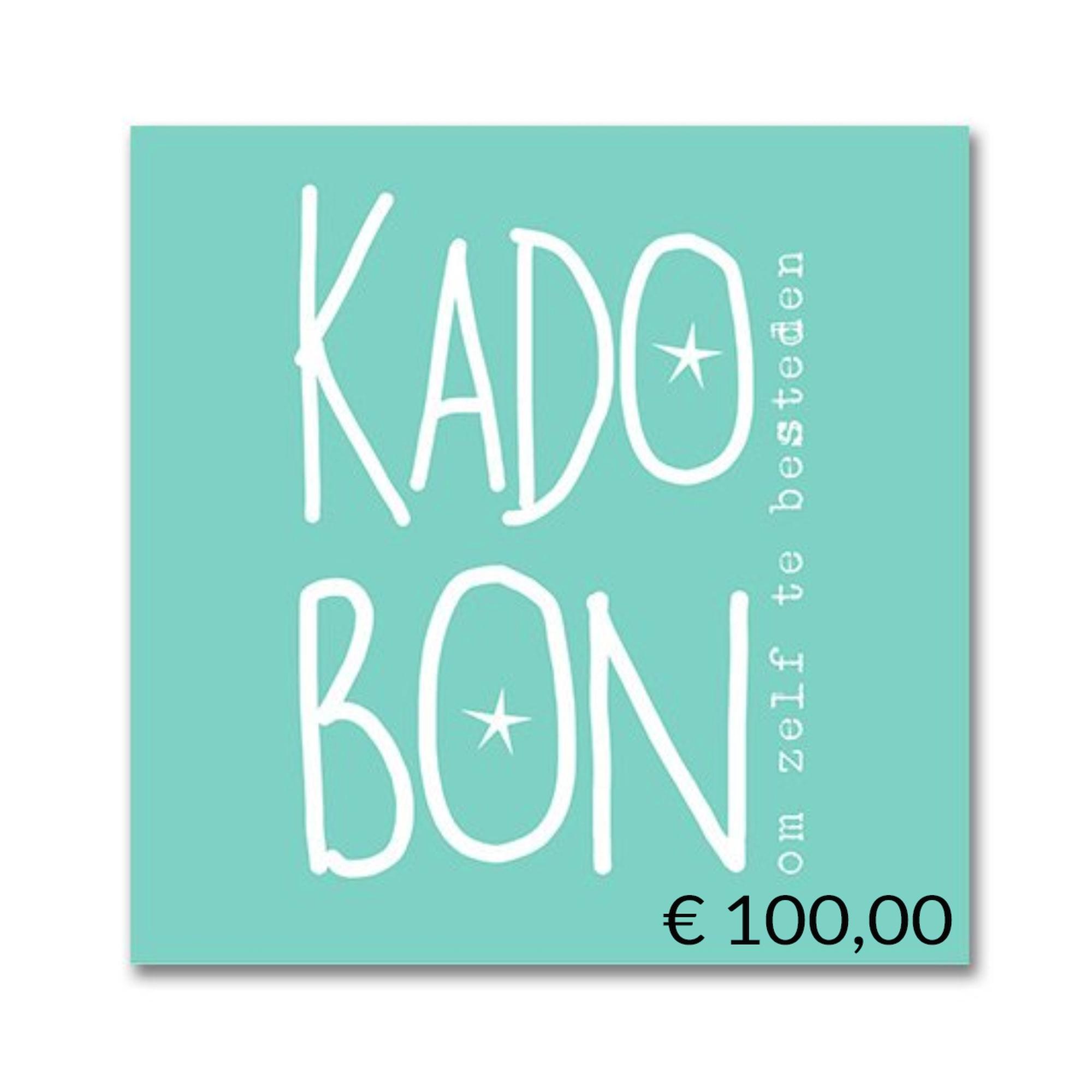 Steenwijk Schoenmode Kadobon Eur 100,00