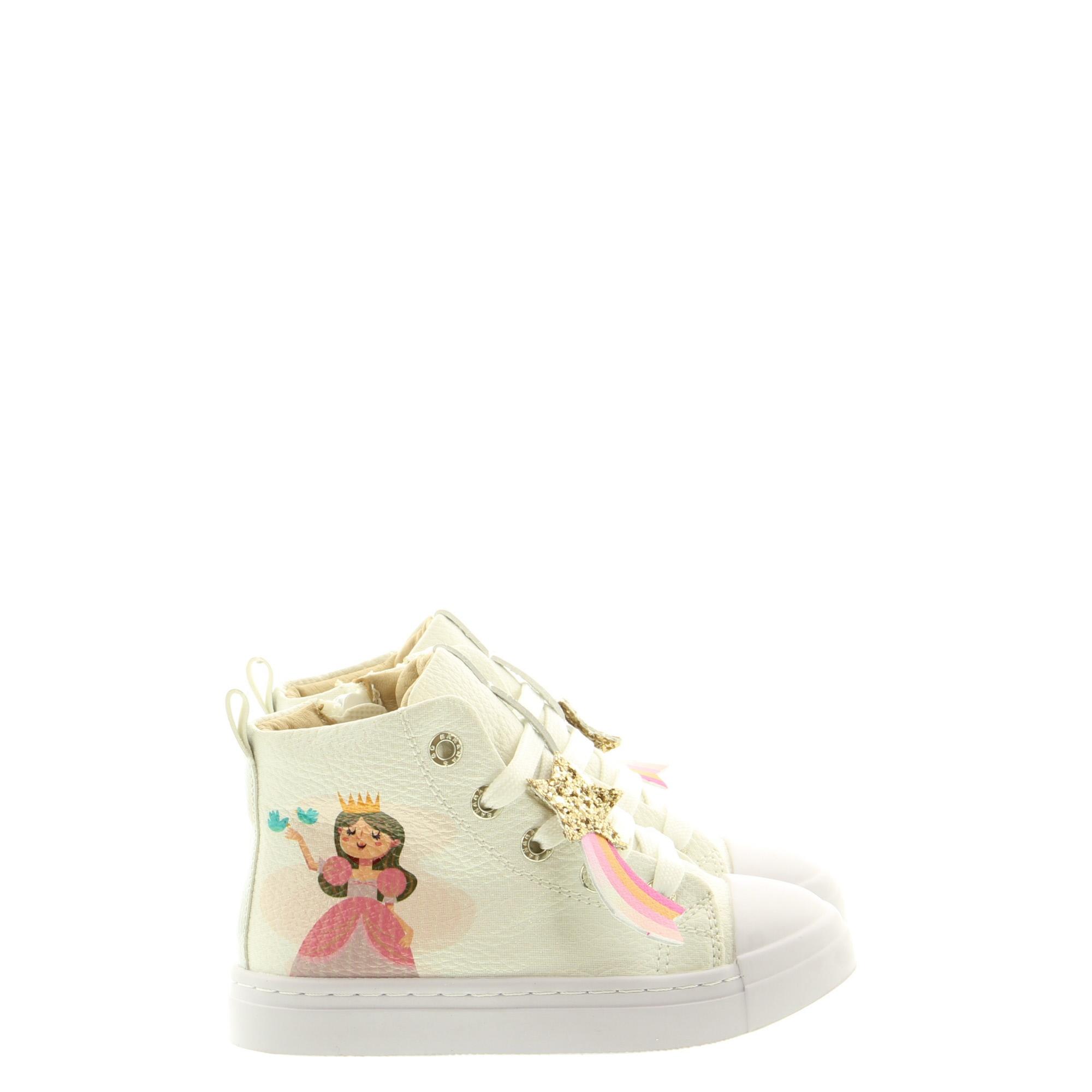 ShoesMe SH21S006-E White Princes