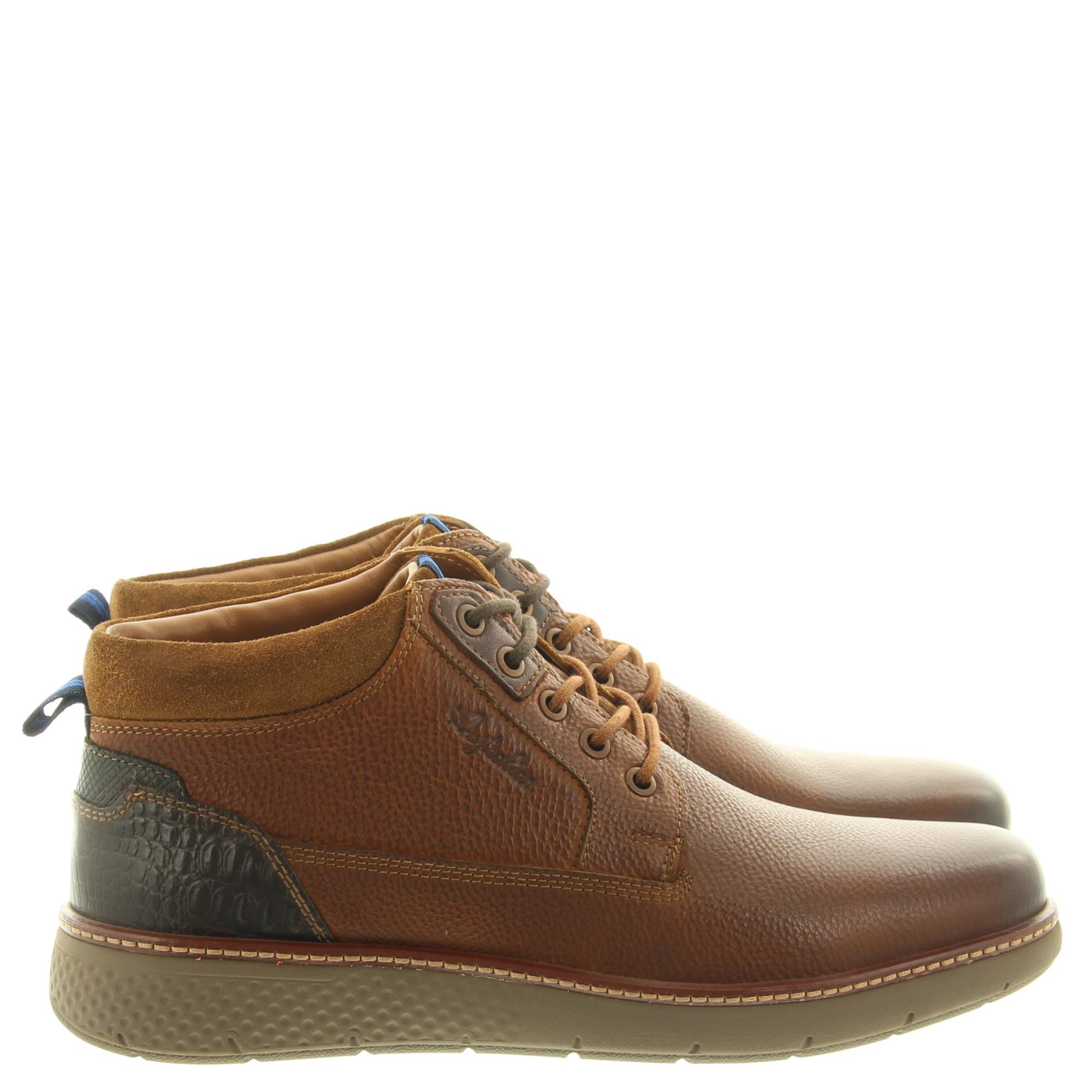 Australian Footwear Dexter 15.1552.01 DJA Cognac Combi