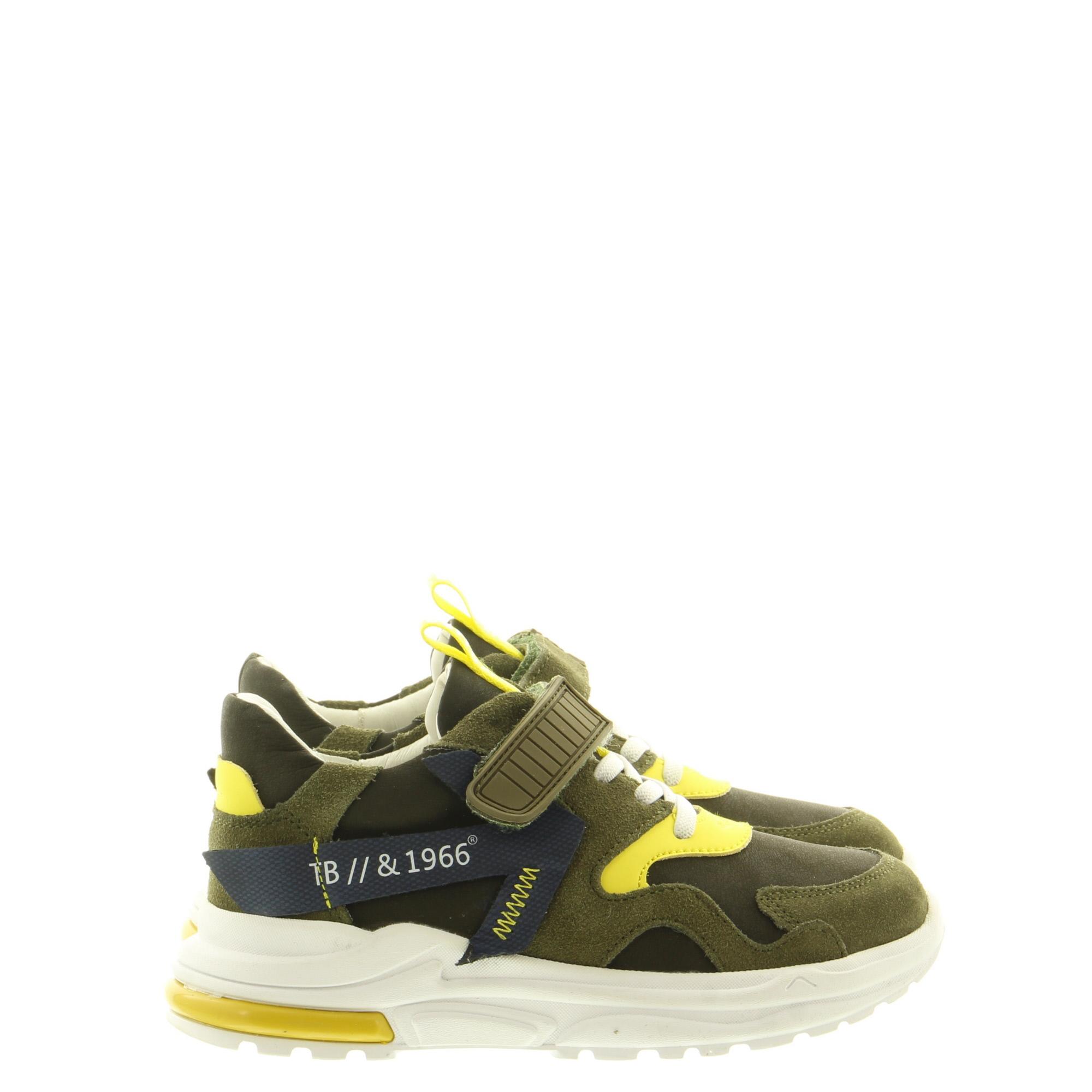 ShoesMe NR21S001-C Green Yellow