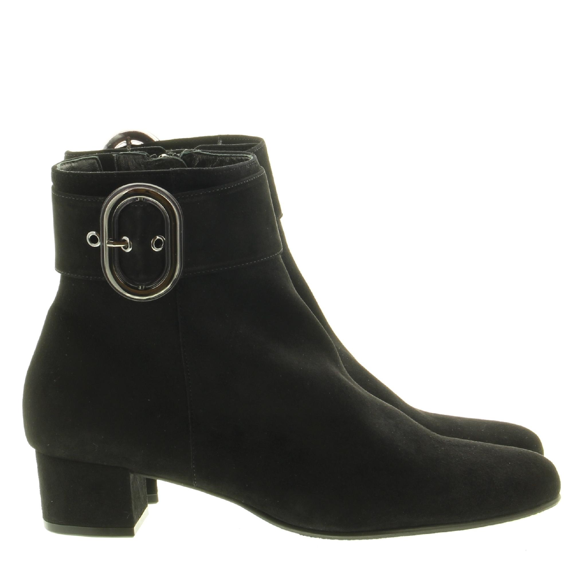 Hassia Shoes 303076 Siena 0100 Schwarz