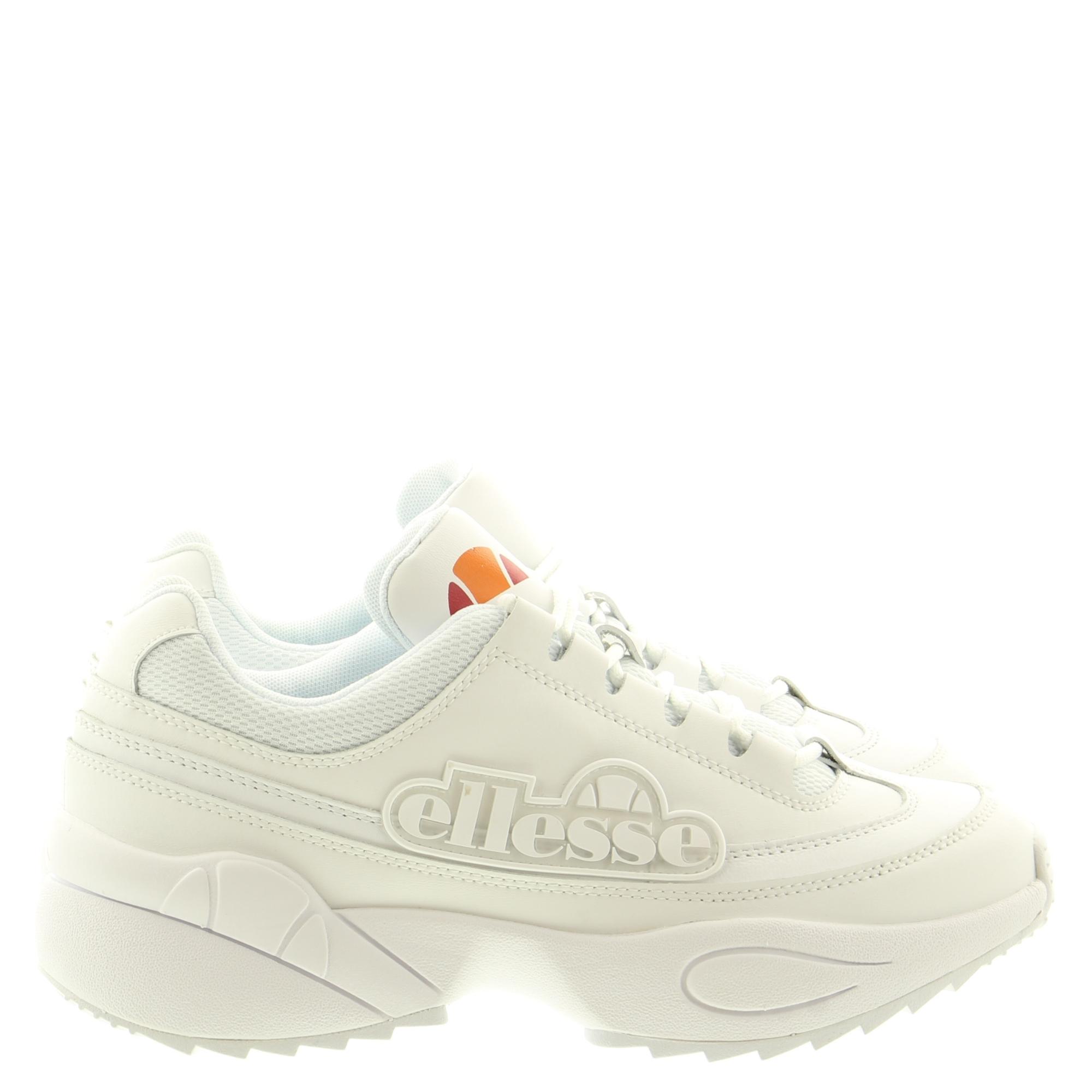 Ellesse 613649 Sparta White White