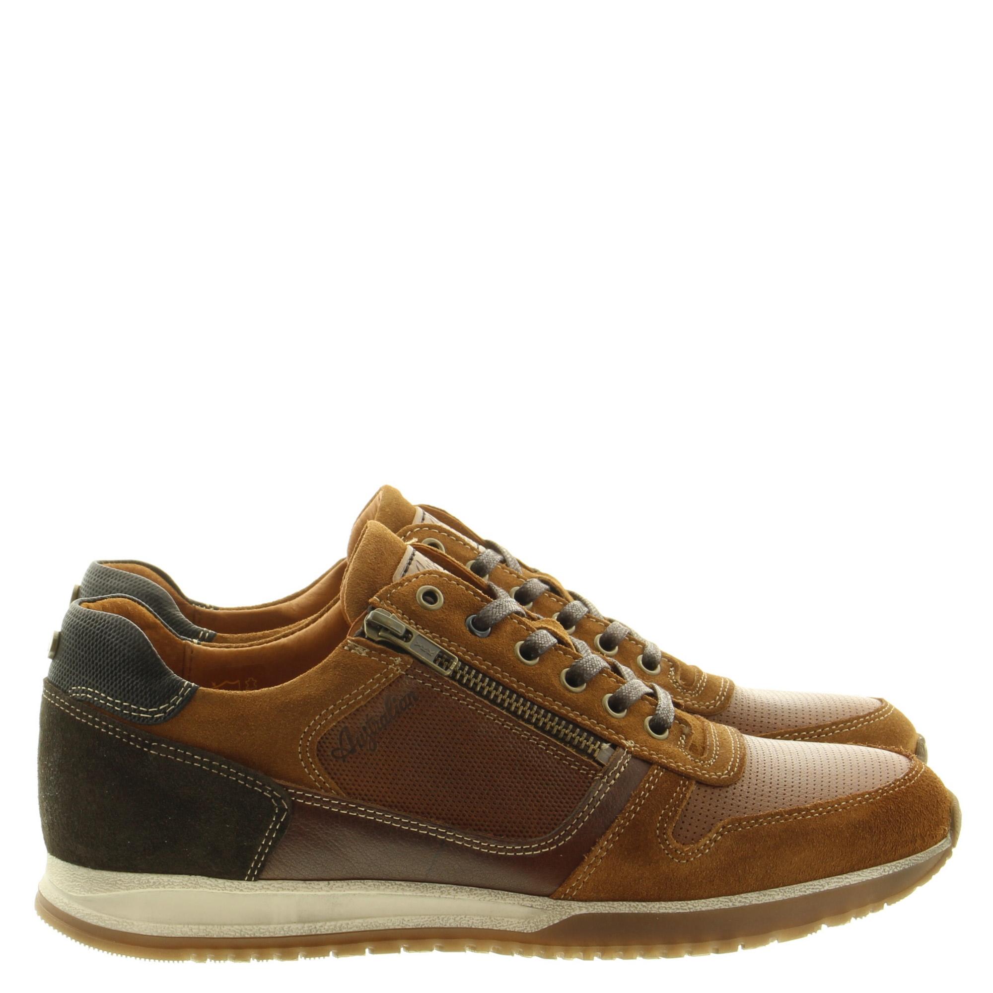 Australian Footwear Browning 15.1473.01 T18 Tan Brown Black