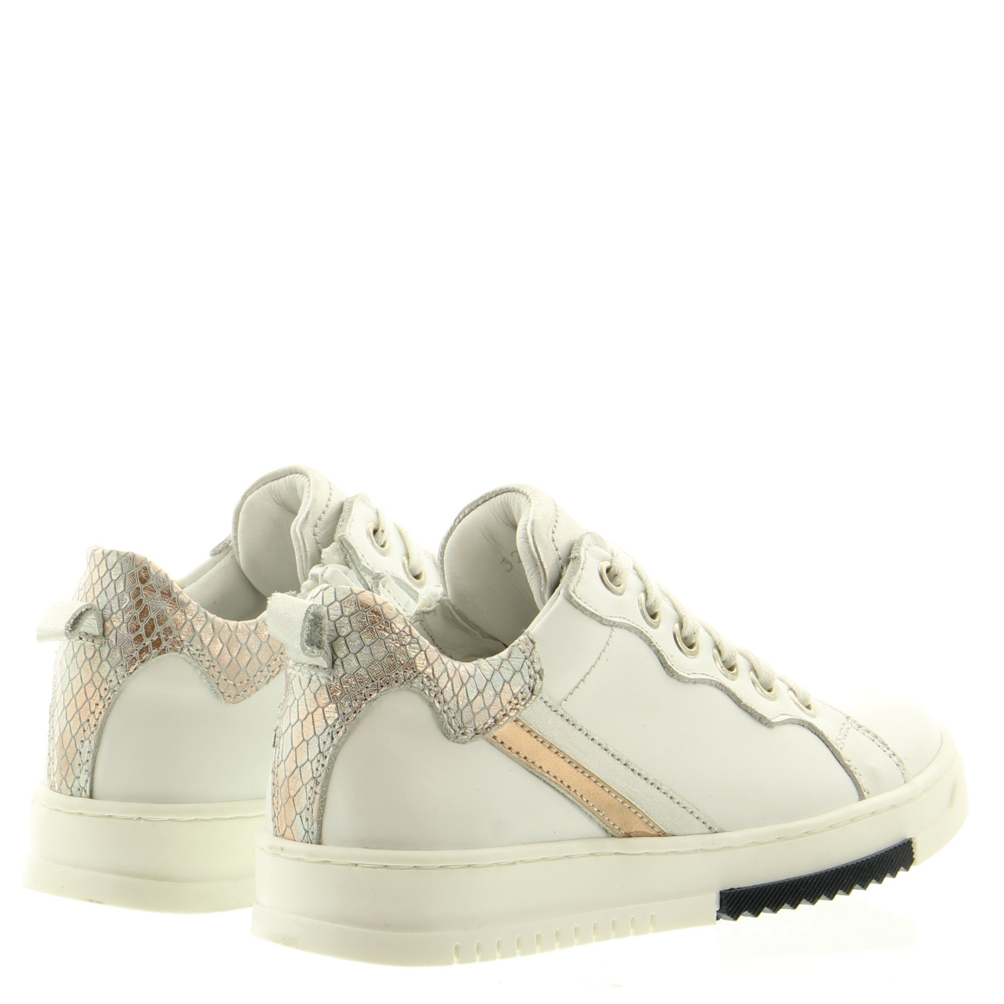 Twins Trackstyle 321170 600 White Metal