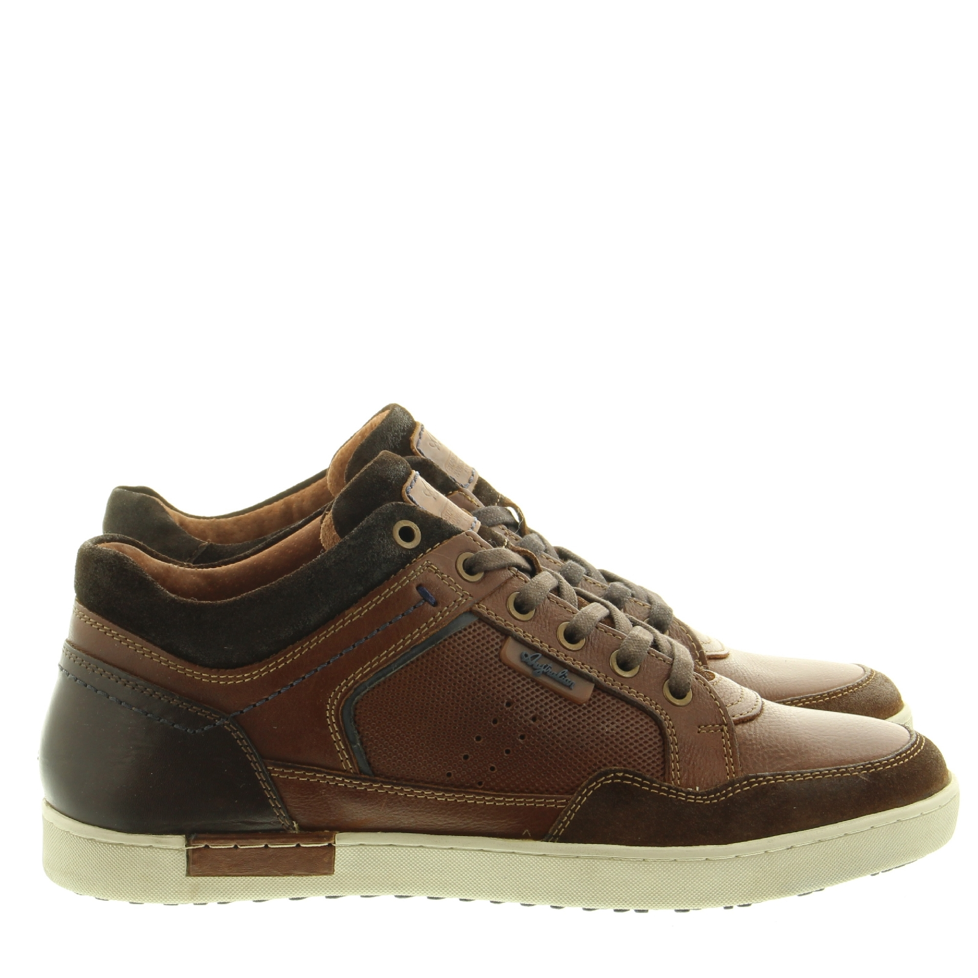 Australian Footwear Antrim 15.1373.02 A15 Dark Tan