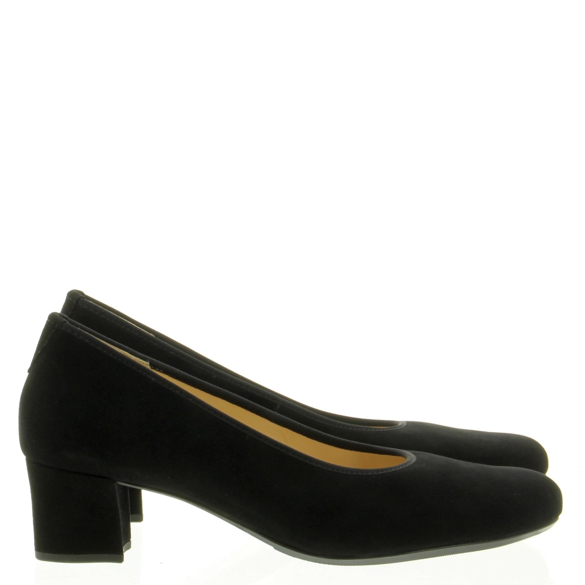 Hassia Shoes 304902 Florenz 0100 Black