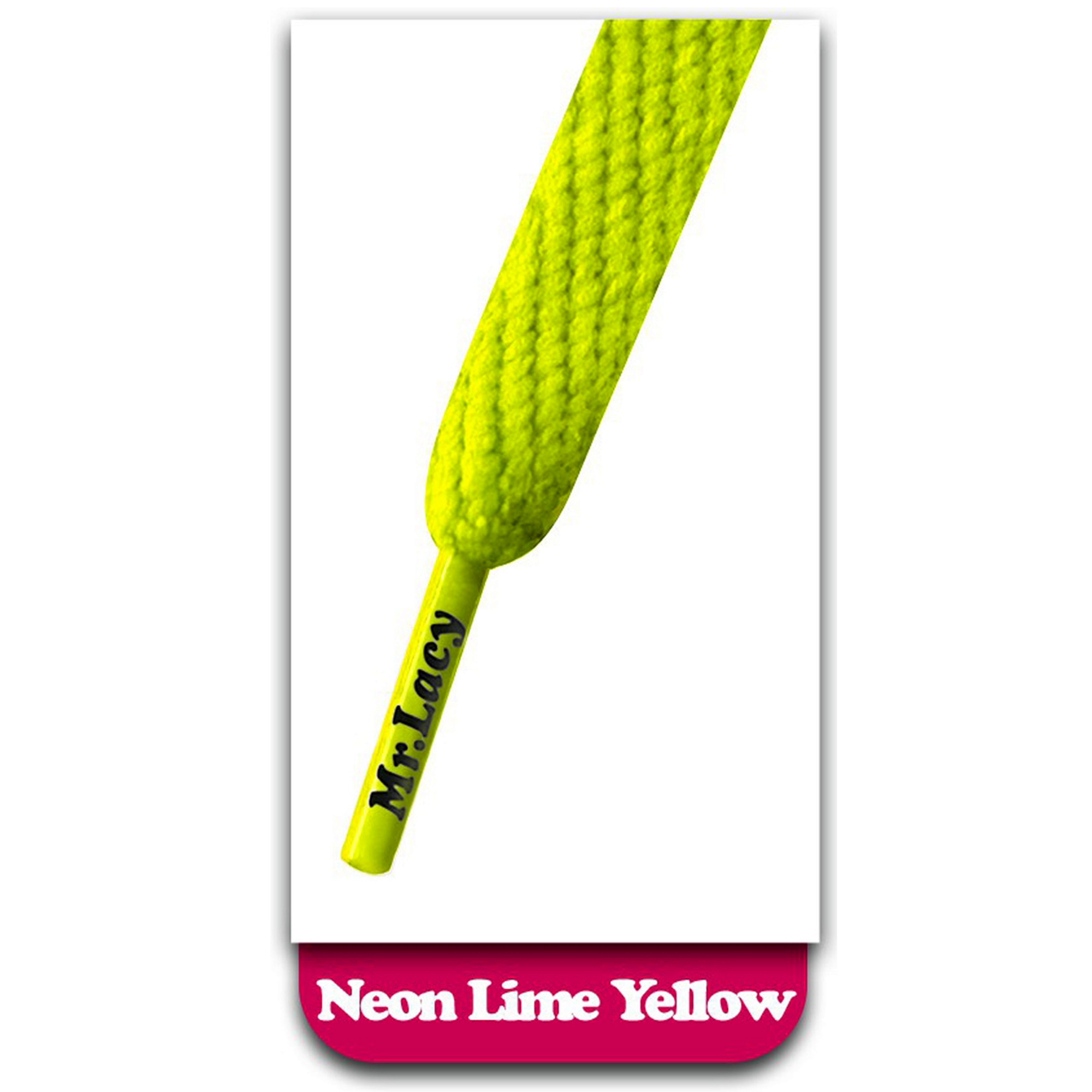 Mr. Lacy Smallies veter 90 cm Lime Yellow