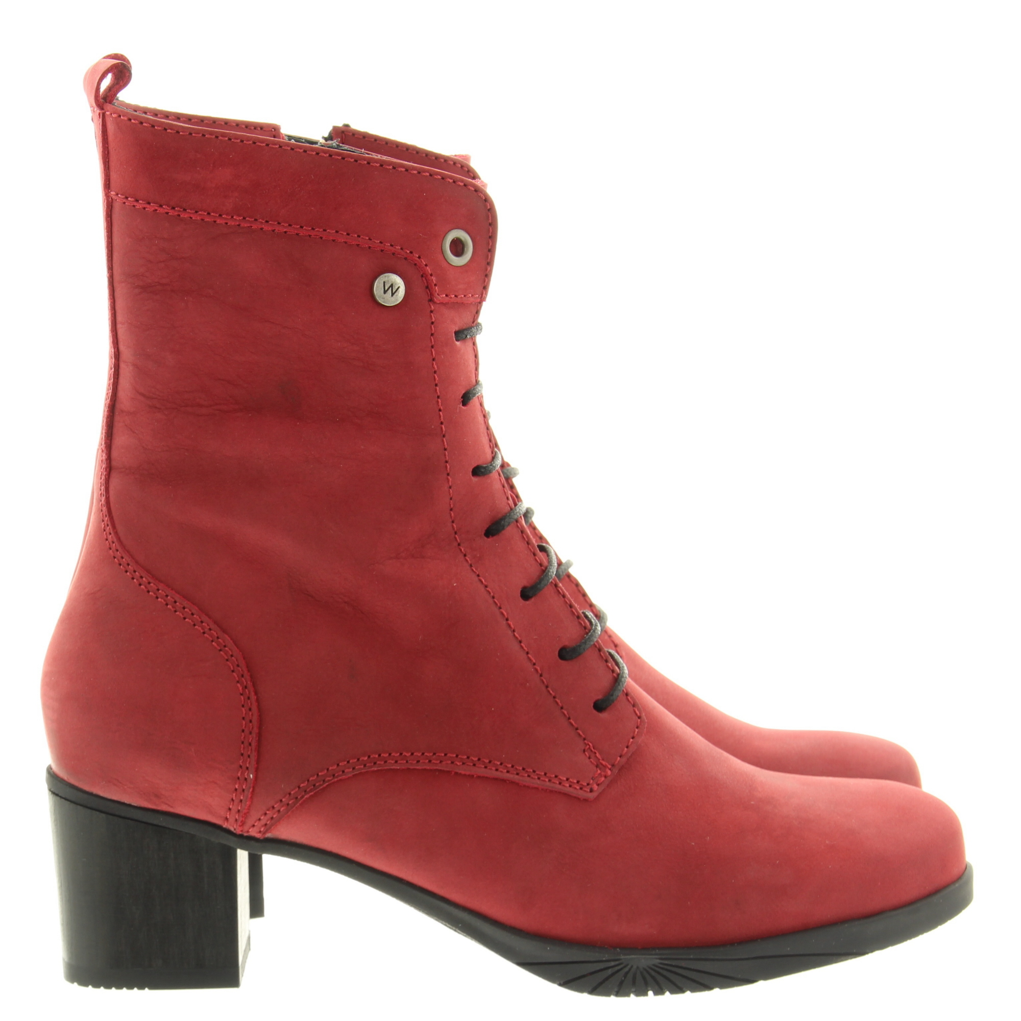 Wolky 0505010 Sarah 505 Dark-red