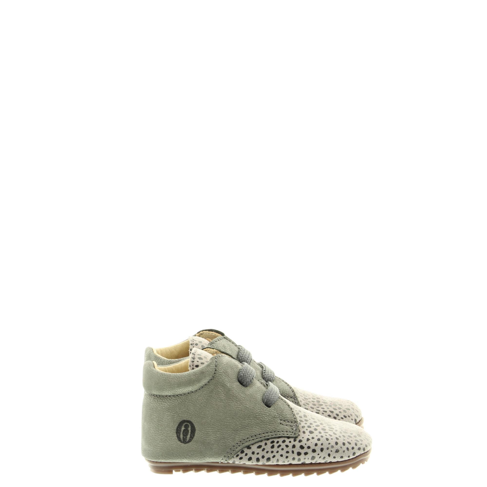 ShoesMe BP21W027-A Old Silver Grey