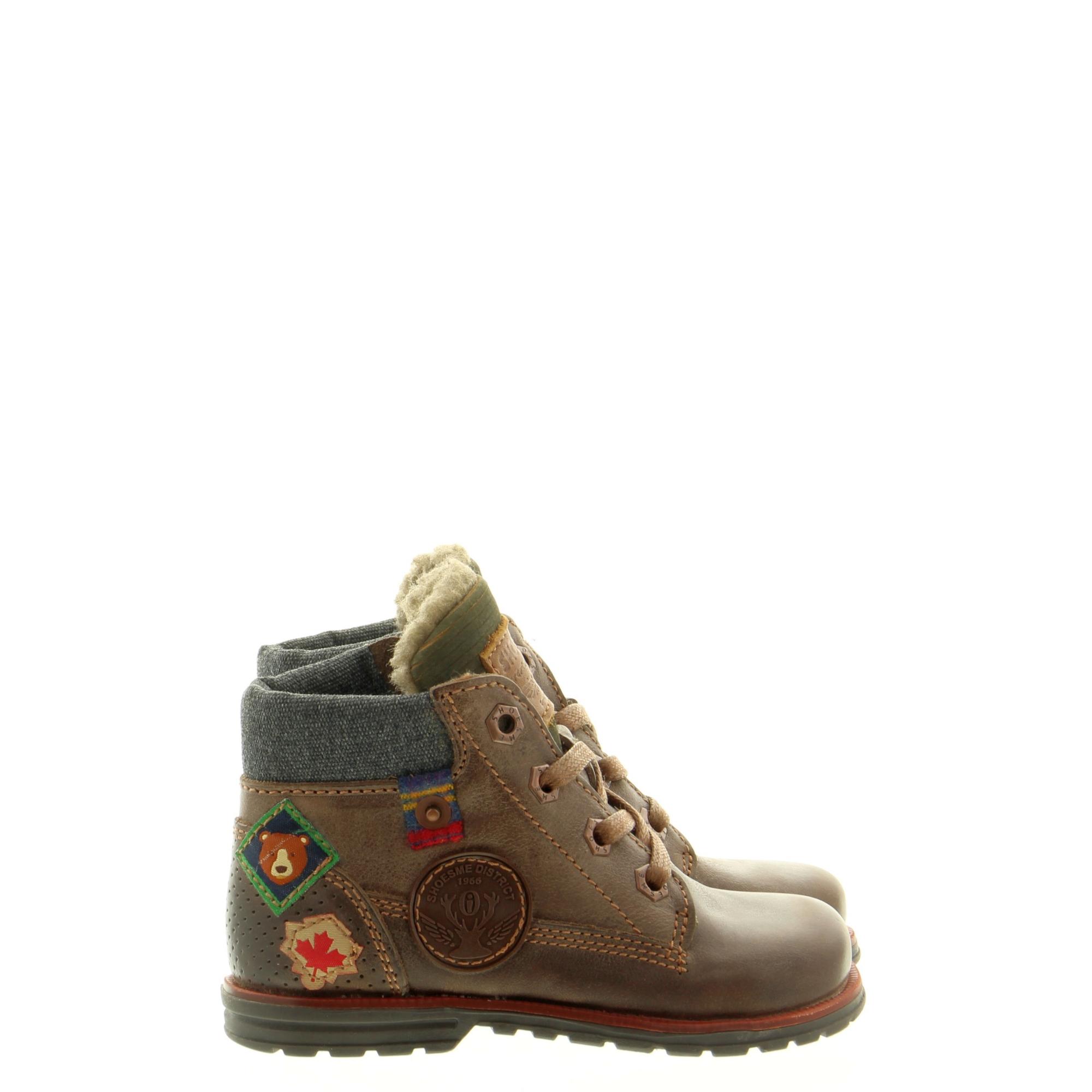 ShoesMe DE8W098-A Brown