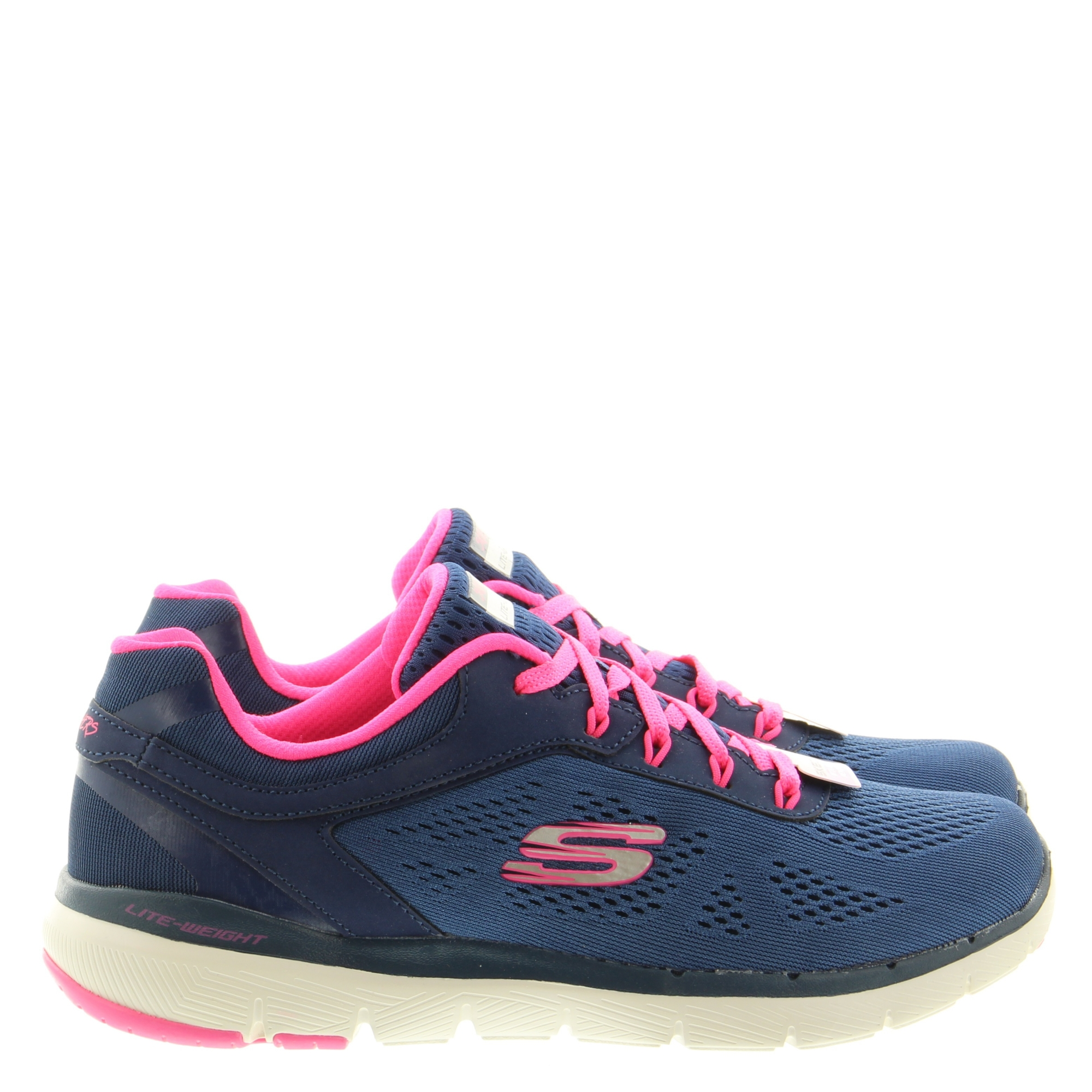 Skechers 13059 NVHP Navy Hot Pink
