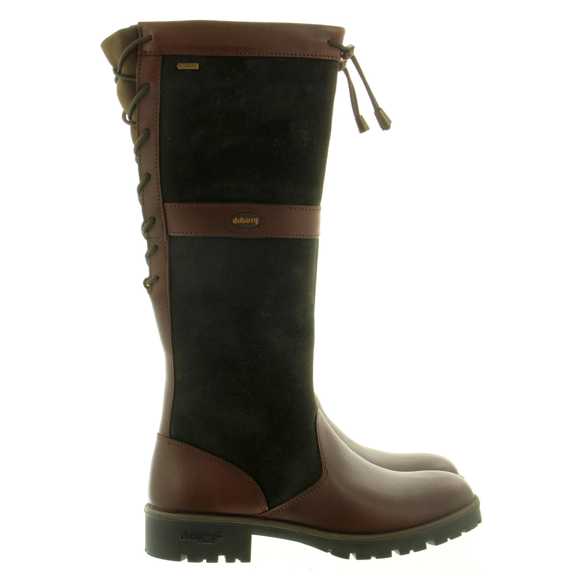 Dubarry Glanmire 3944 12 Black Brown