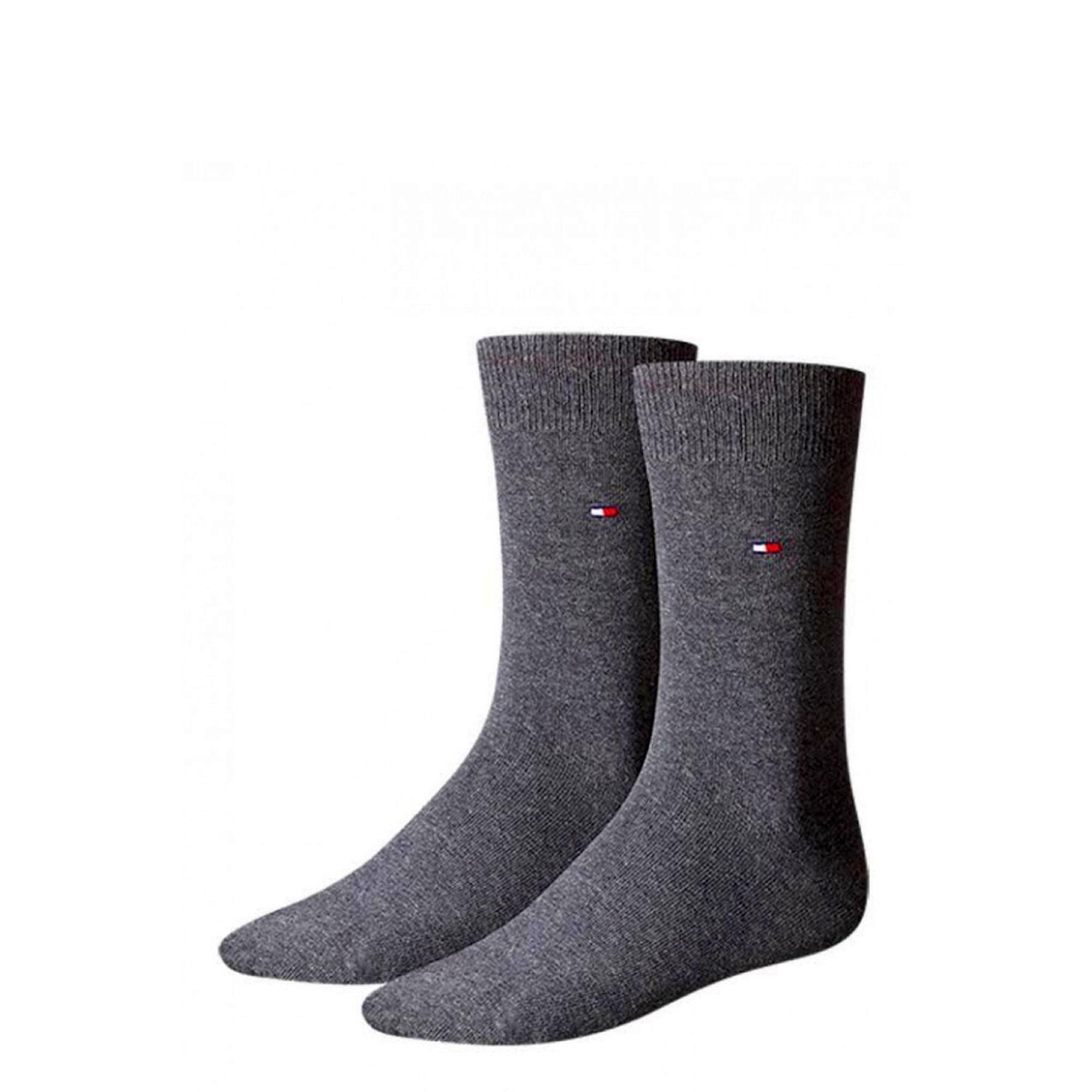 Tommy Hilfiger socks 371111 030 Antracite