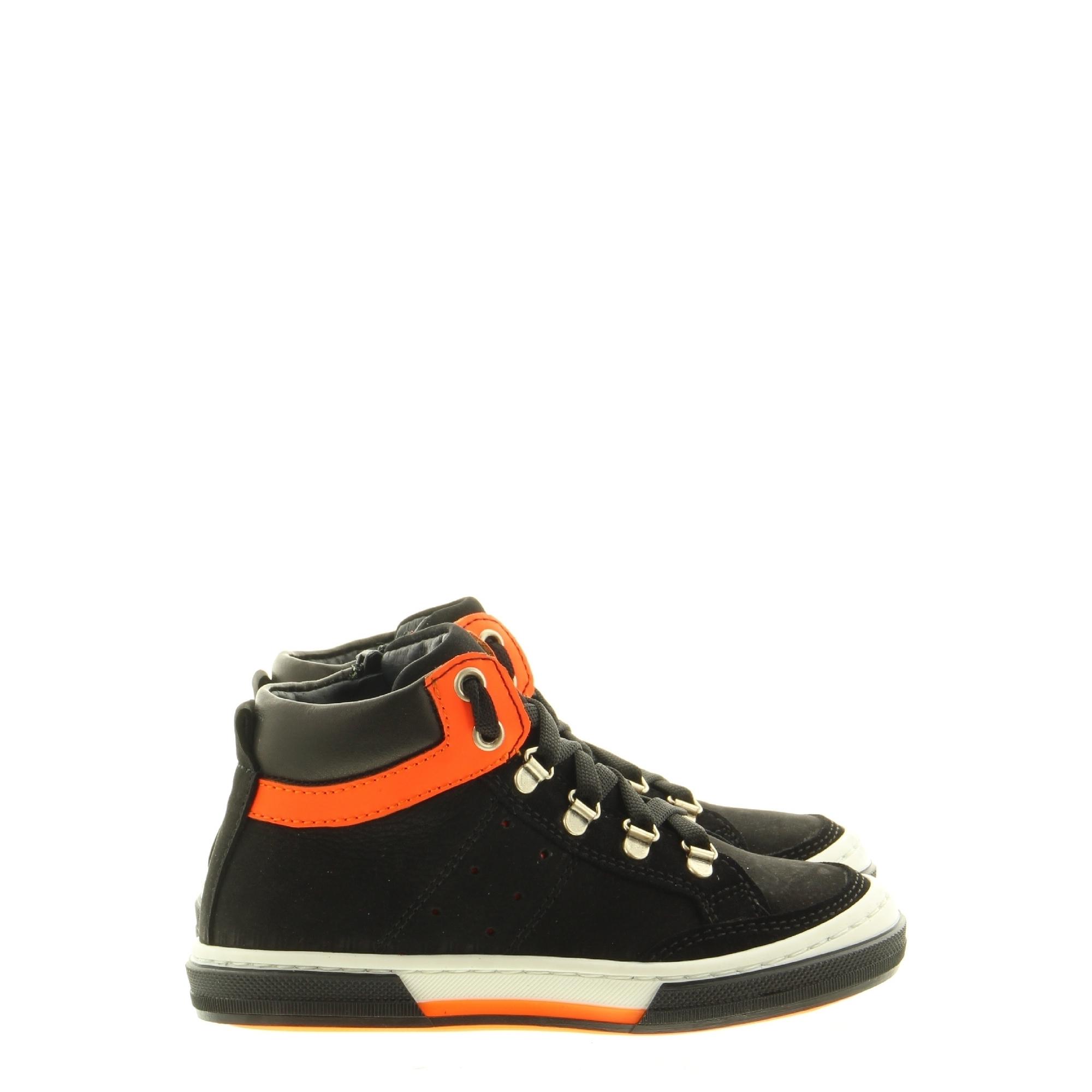 Freesby 2342-3 Black Orange