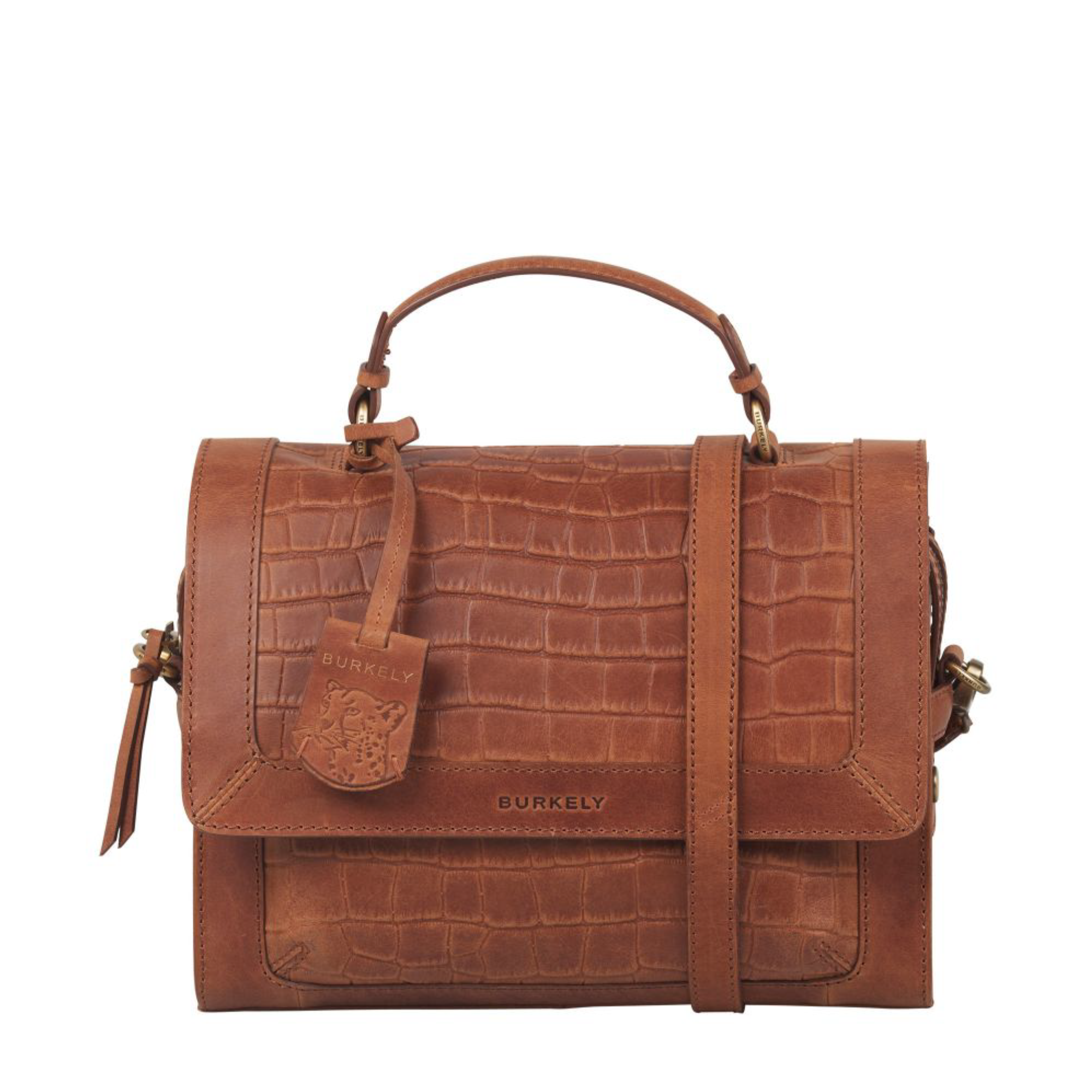 Burkely 1000124 Citybag 29.24 Cognac