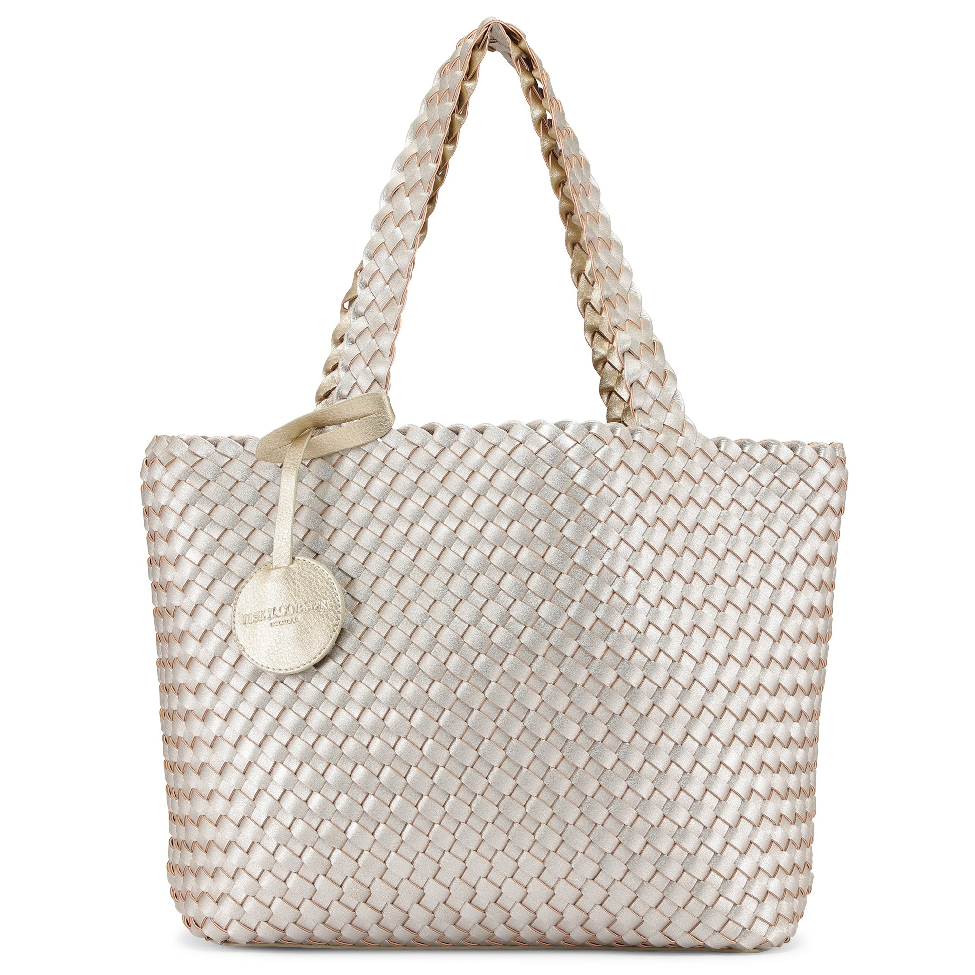 Ilse Jacobsen Bag08 780710 Platin gl