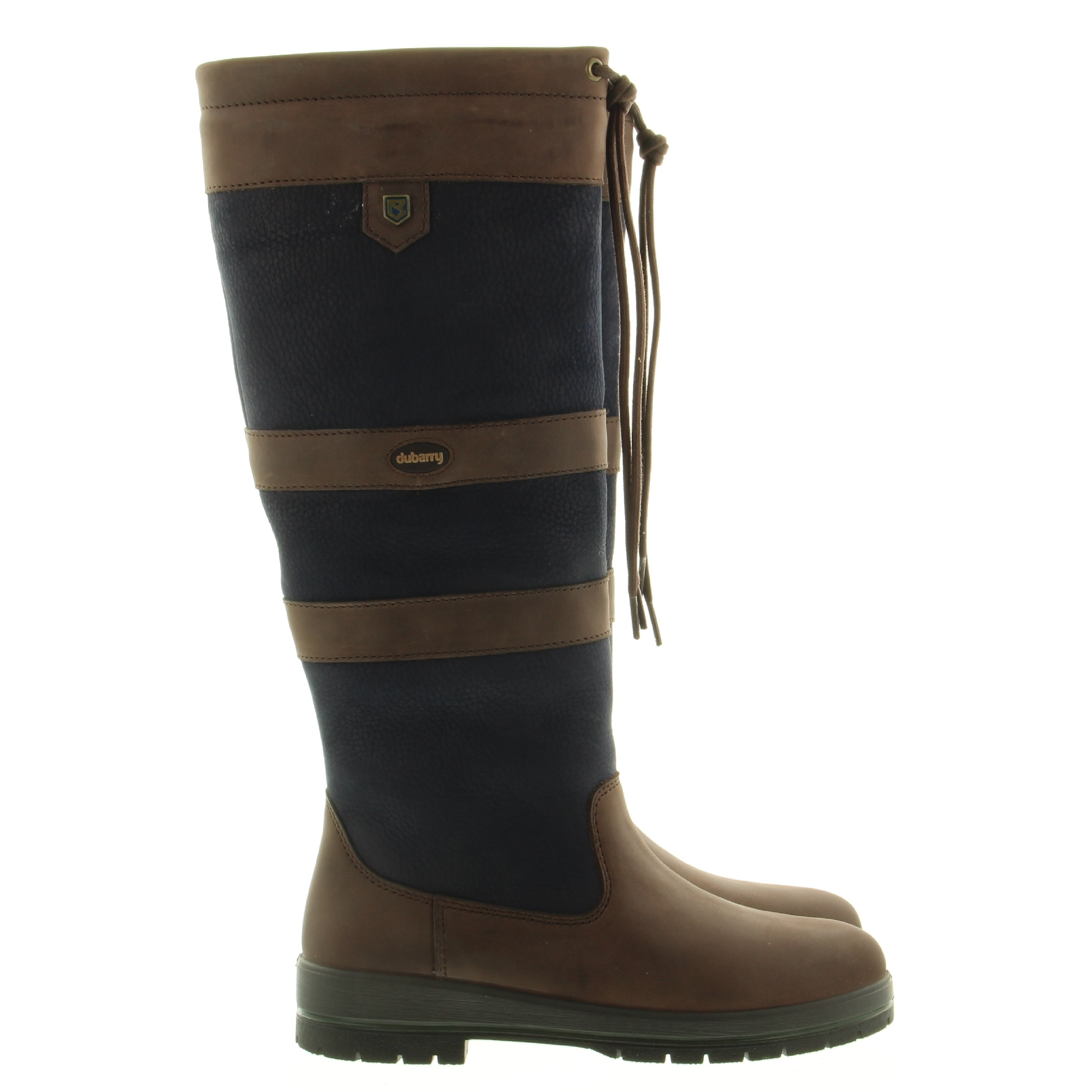 Dubarry Galway 3885 Lady 32 Navy Brown