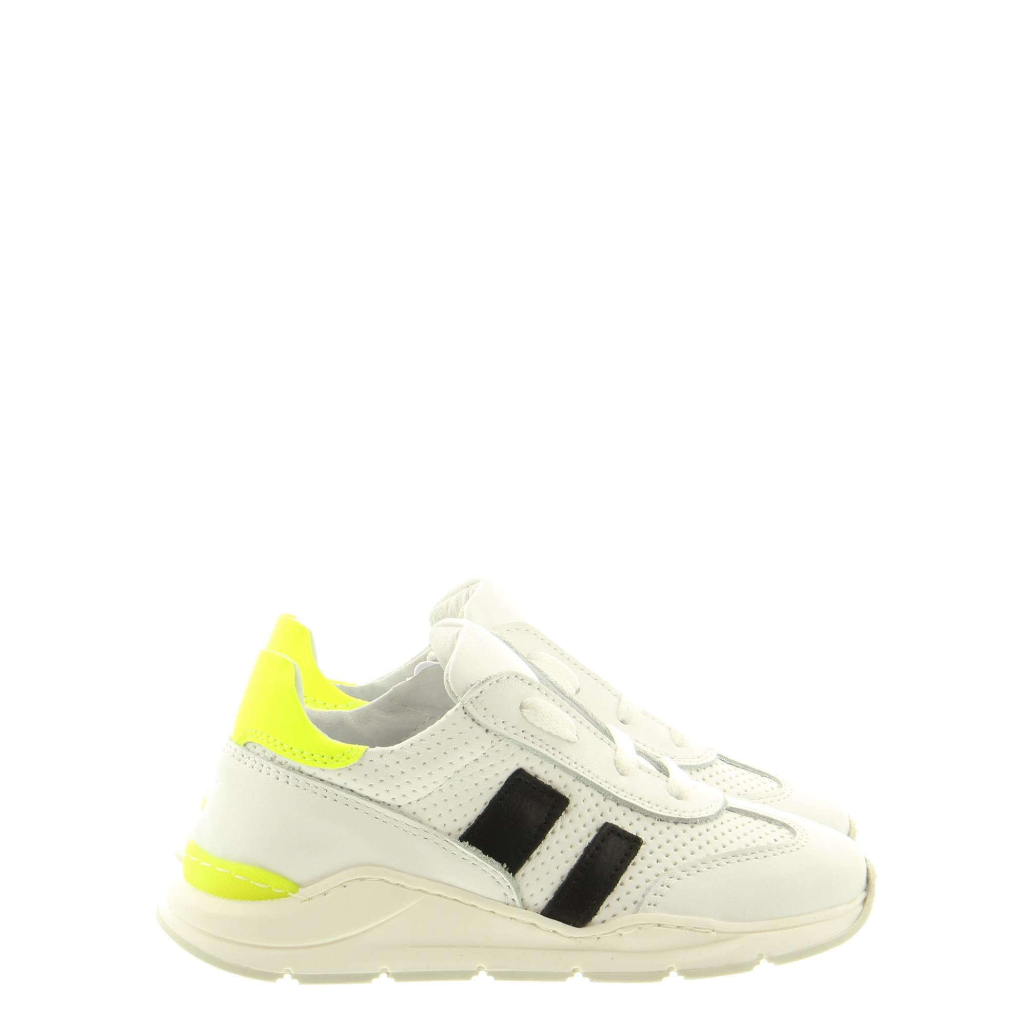 Freesby 2357 Bianco Nero Fluo Arancio