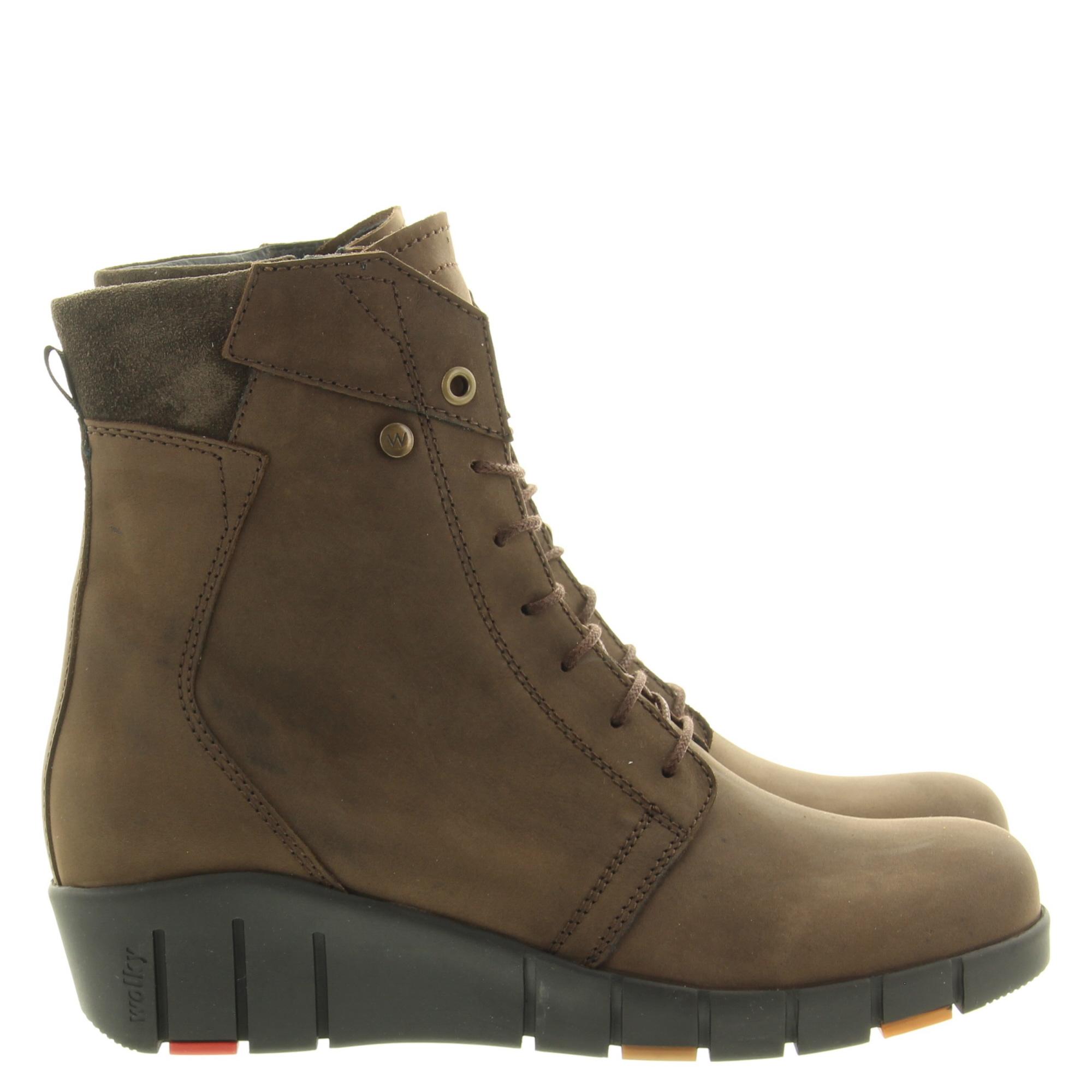 Wolky 0177510 Portland 305 Dark-brown
