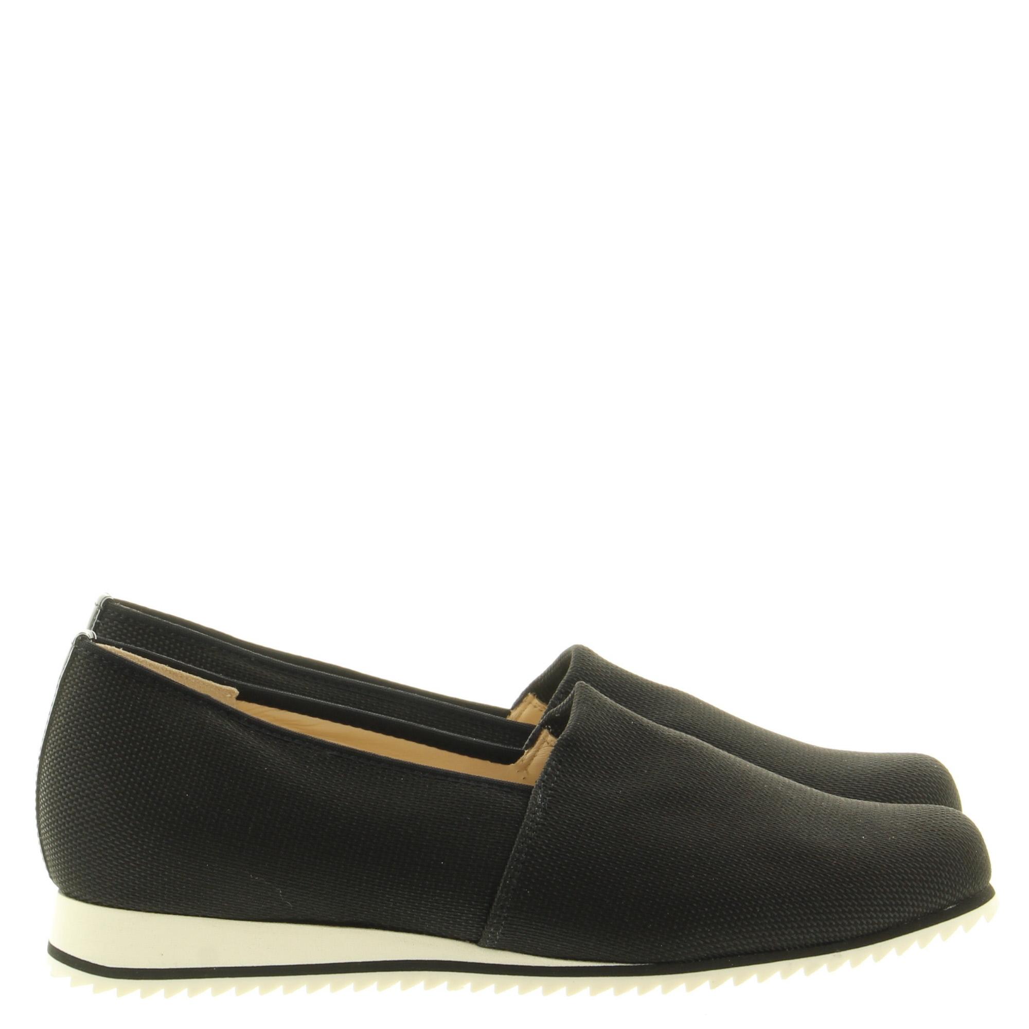 Hassia Shoes 301688 Piacenza 0100 Schwarz