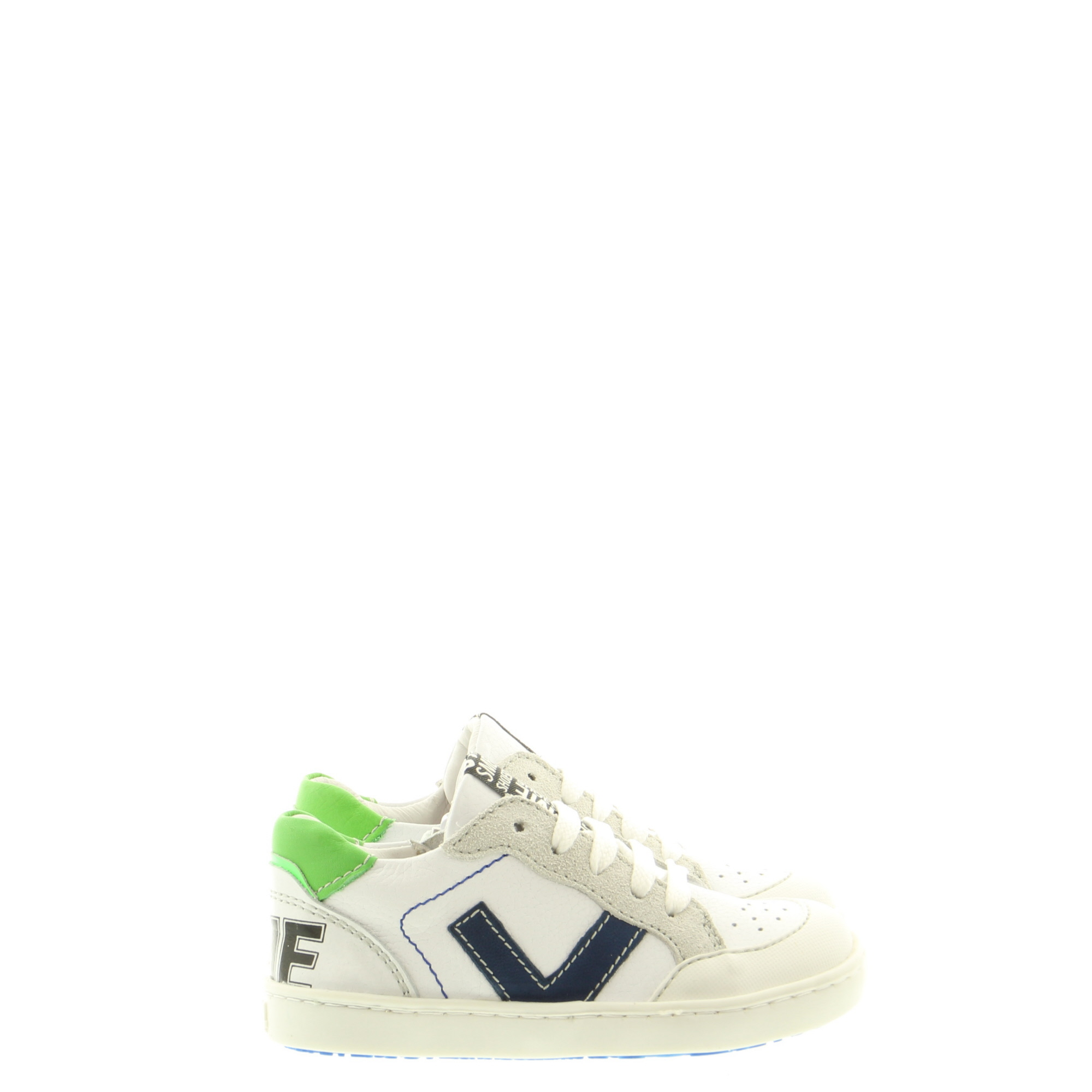 ShoesMe UR21S043-A White Cobalt